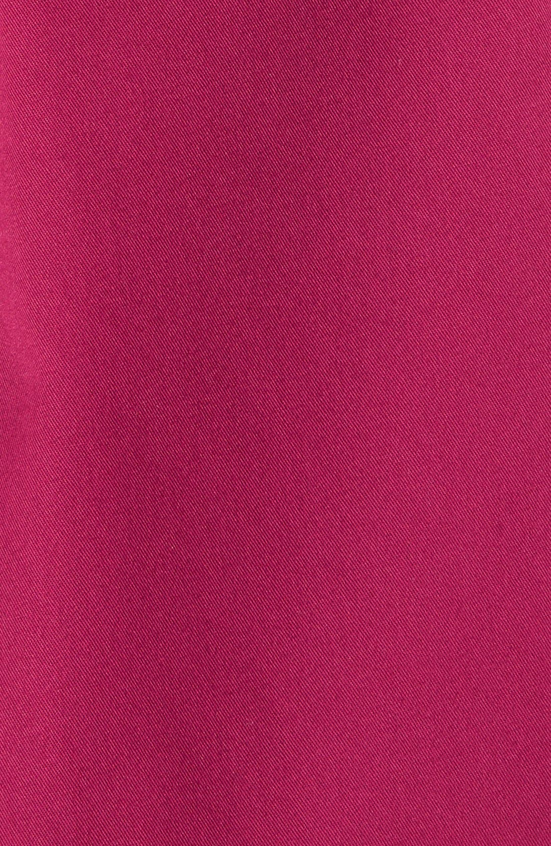 Smartcare<sup>™</sup> Traditional Fit Twill Boat Shirt,                             Alternate thumbnail 154, color,