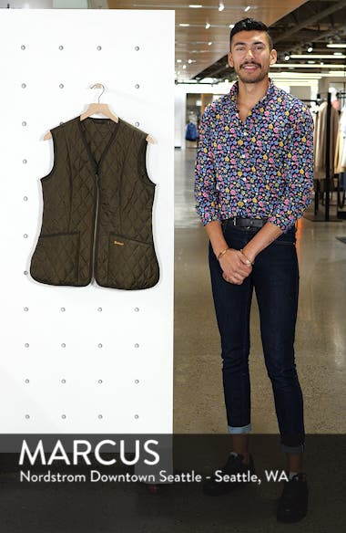 Betty Quilted Vest, sales video thumbnail