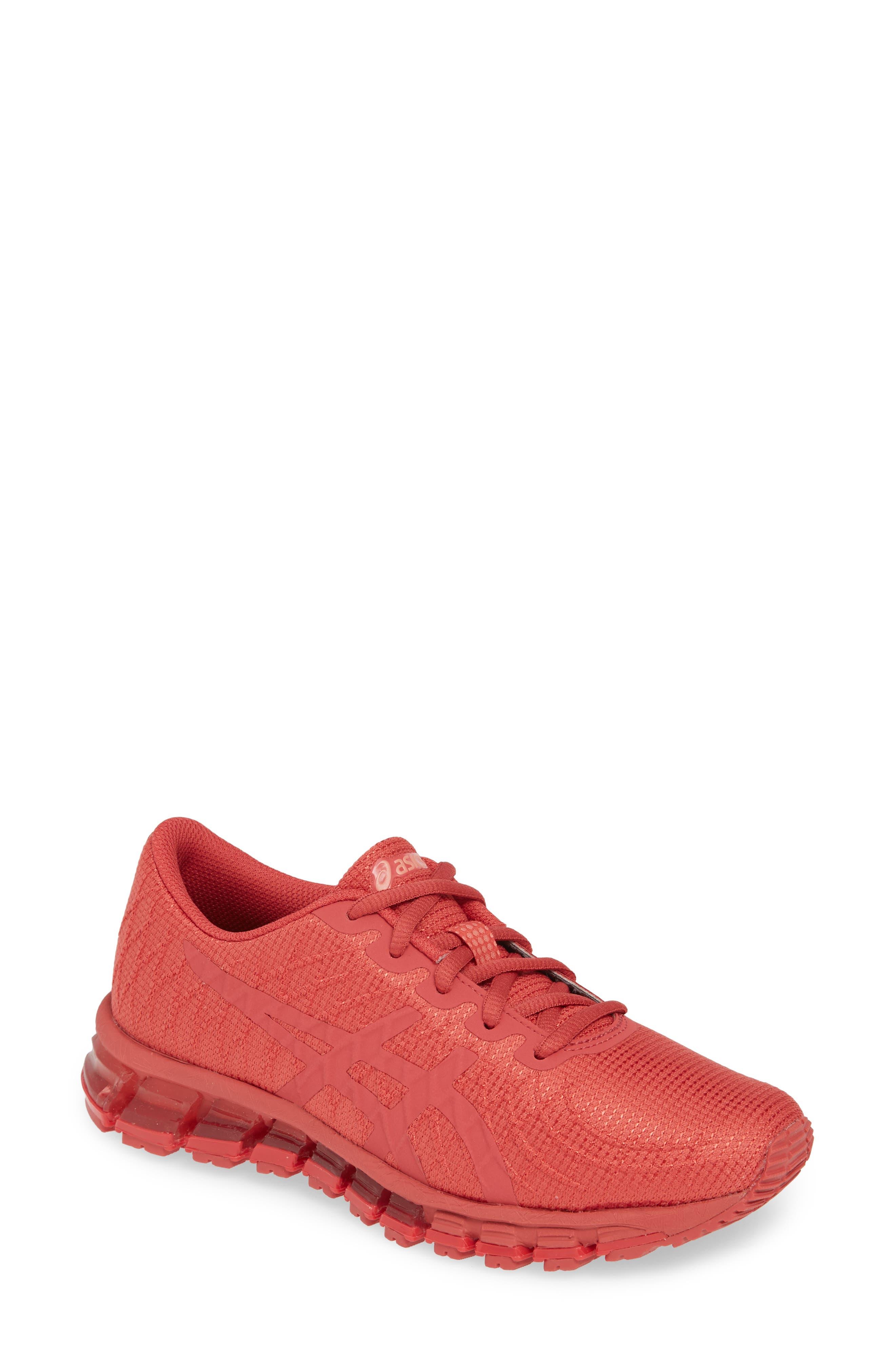 Asics Gel-Quantum 180 4 Running Shoe B - Red