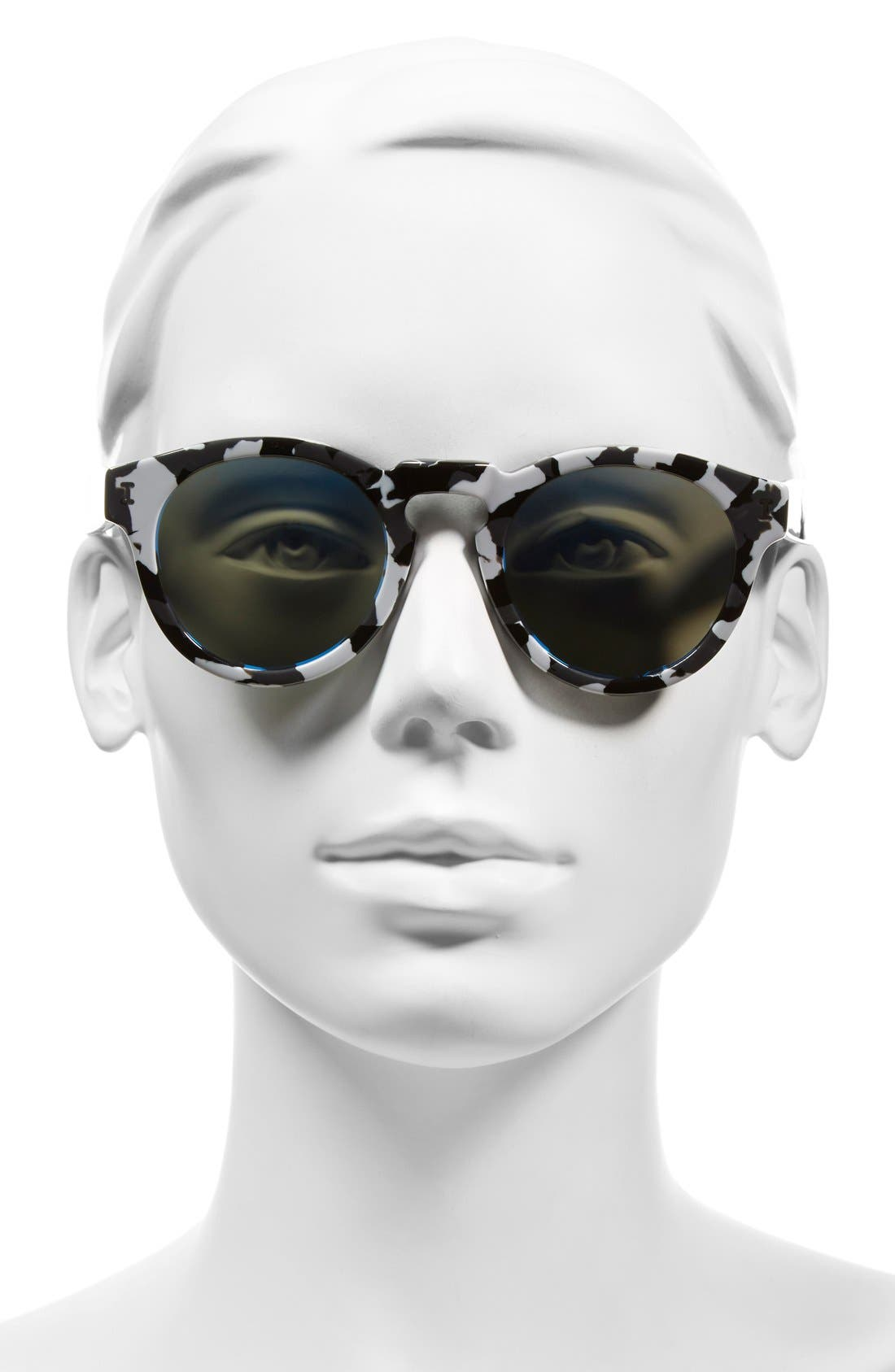 'Leonard' 47mm Sunglasses,                             Alternate thumbnail 103, color,