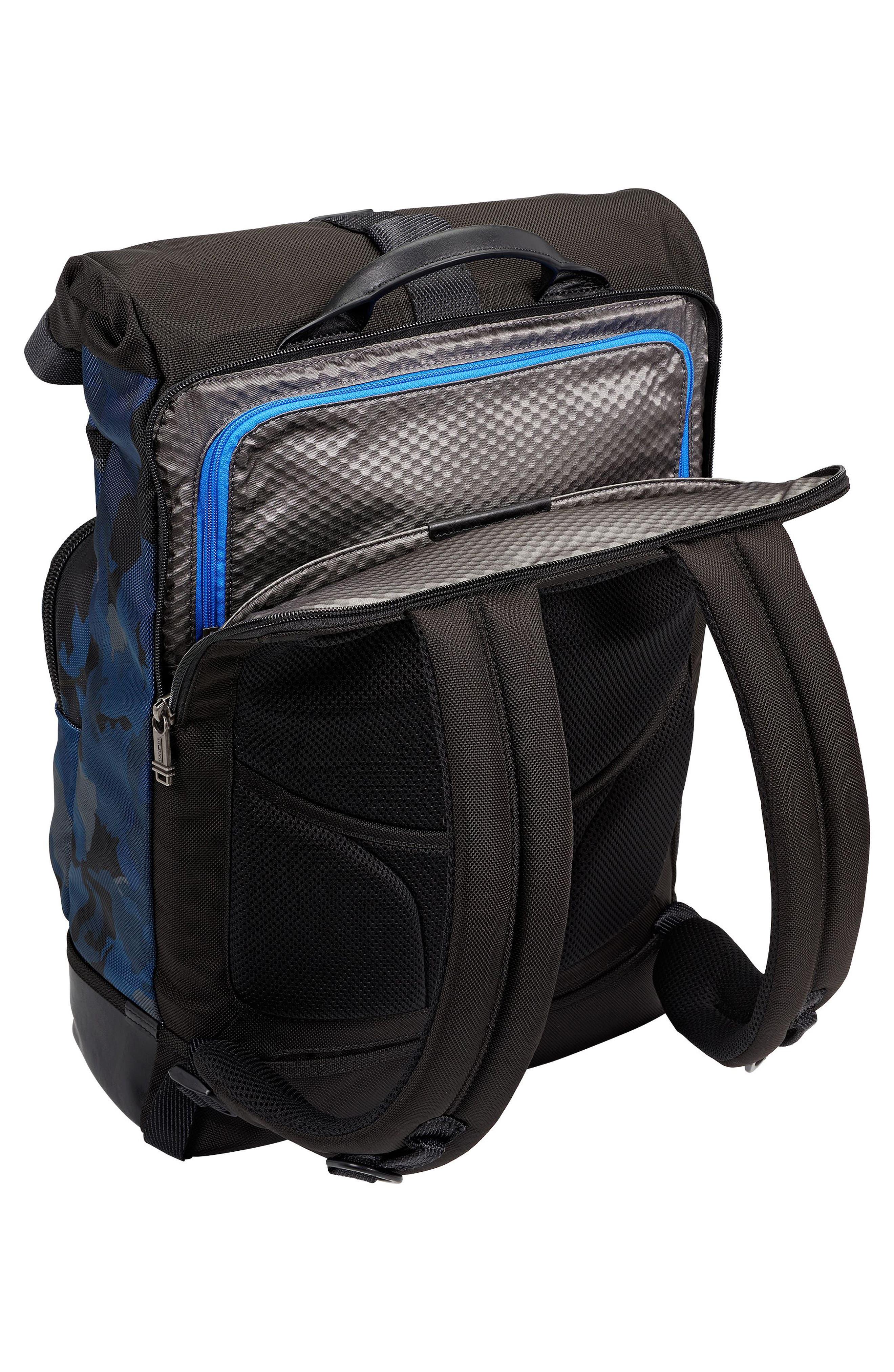 TUMI,                             Alpha Bravo Luke Roll Top Backpack,                             Alternate thumbnail 2, color,                             429