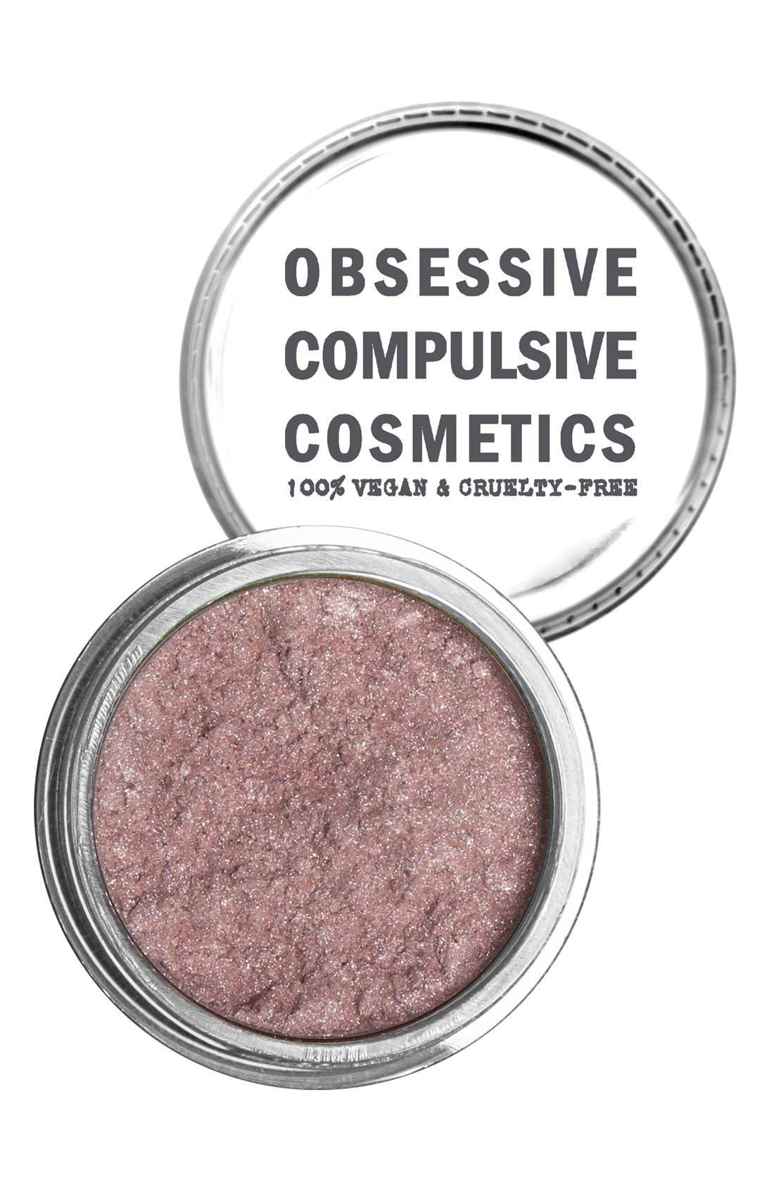 OBSESSIVE COMPULSIVE COSMETICS,                             Loose Colour Concentrate,                             Main thumbnail 1, color,                             PLATONIC