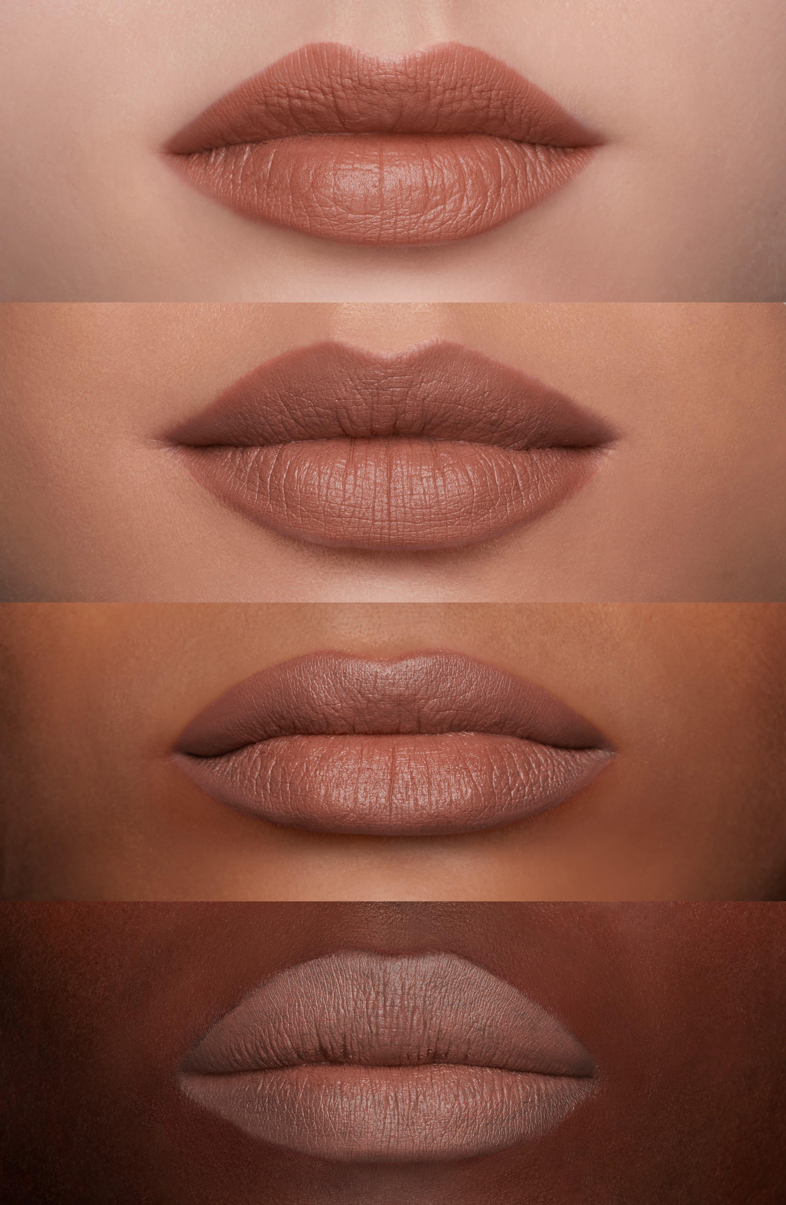 MAC Nudes Lipstick,                             Main thumbnail 1, color,                             200
