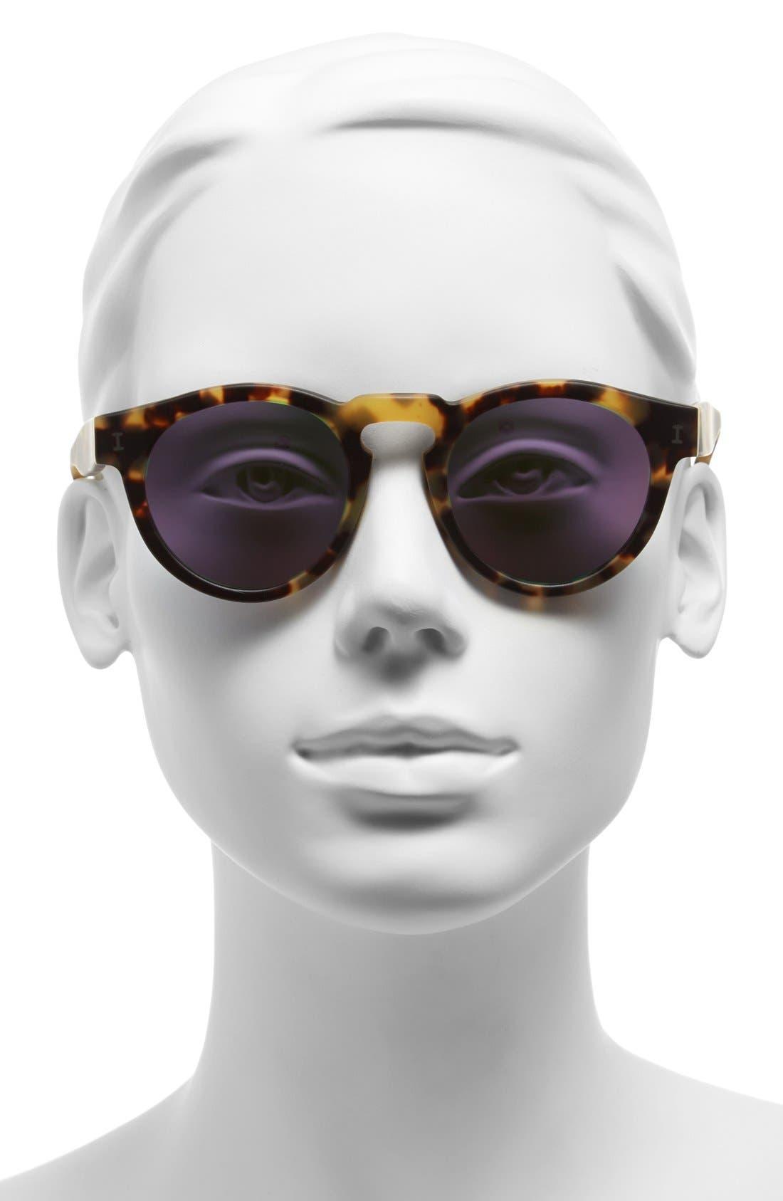 'Leonard' 47mm Sunglasses,                             Alternate thumbnail 104, color,