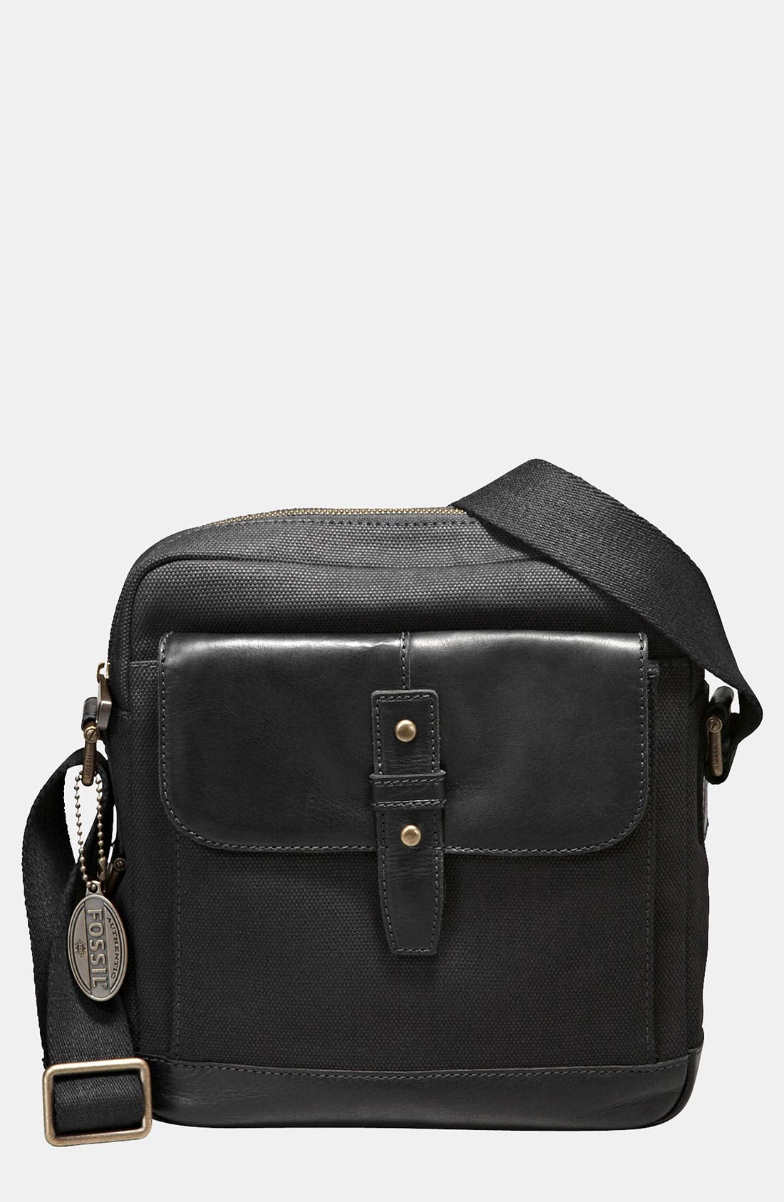 'Dillon' Crossbody Bag, Main, color, 001