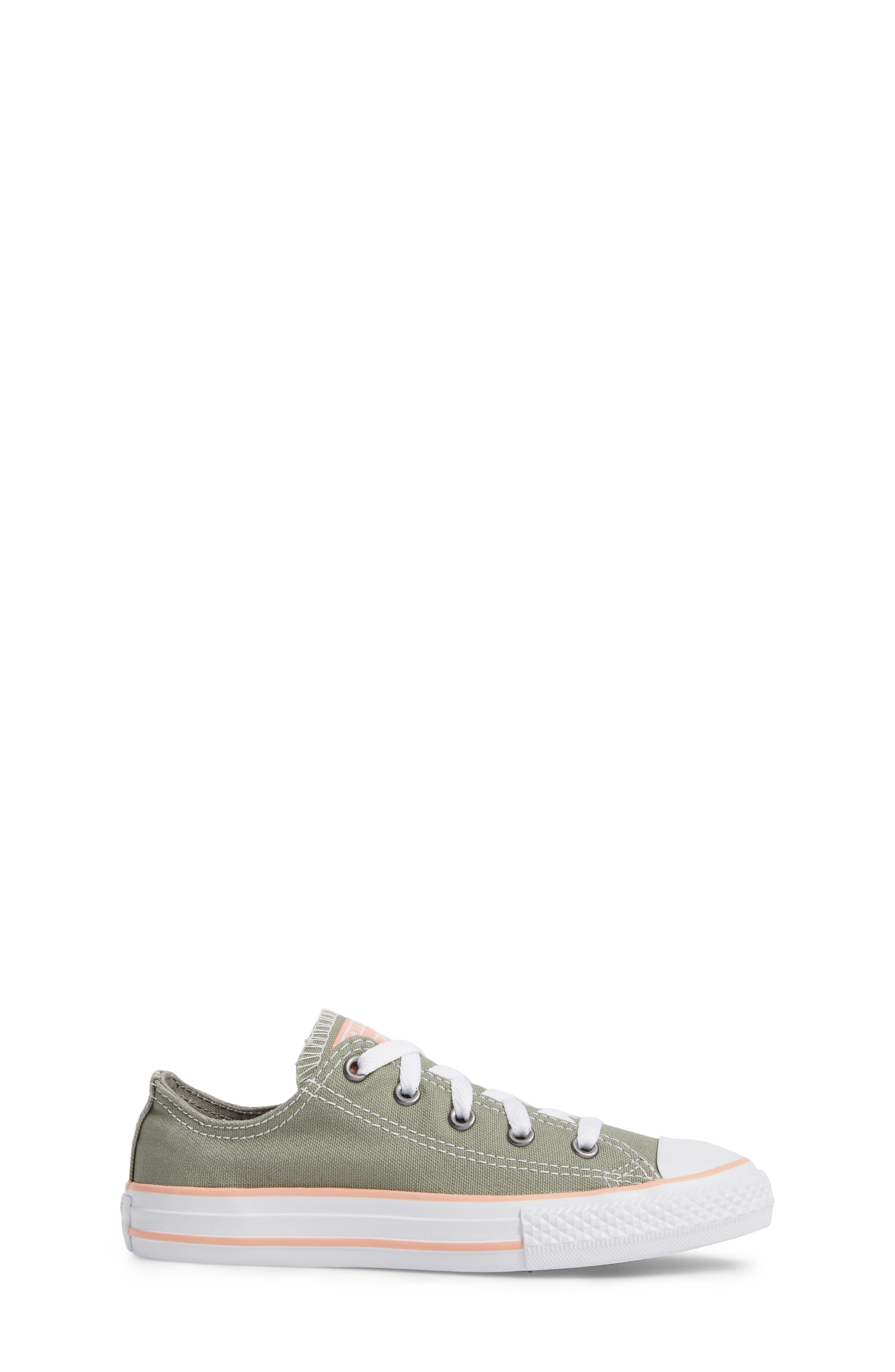 Chuck Taylor<sup>®</sup> All Star<sup>®</sup> Low Top Sneaker,                             Alternate thumbnail 5, color,
