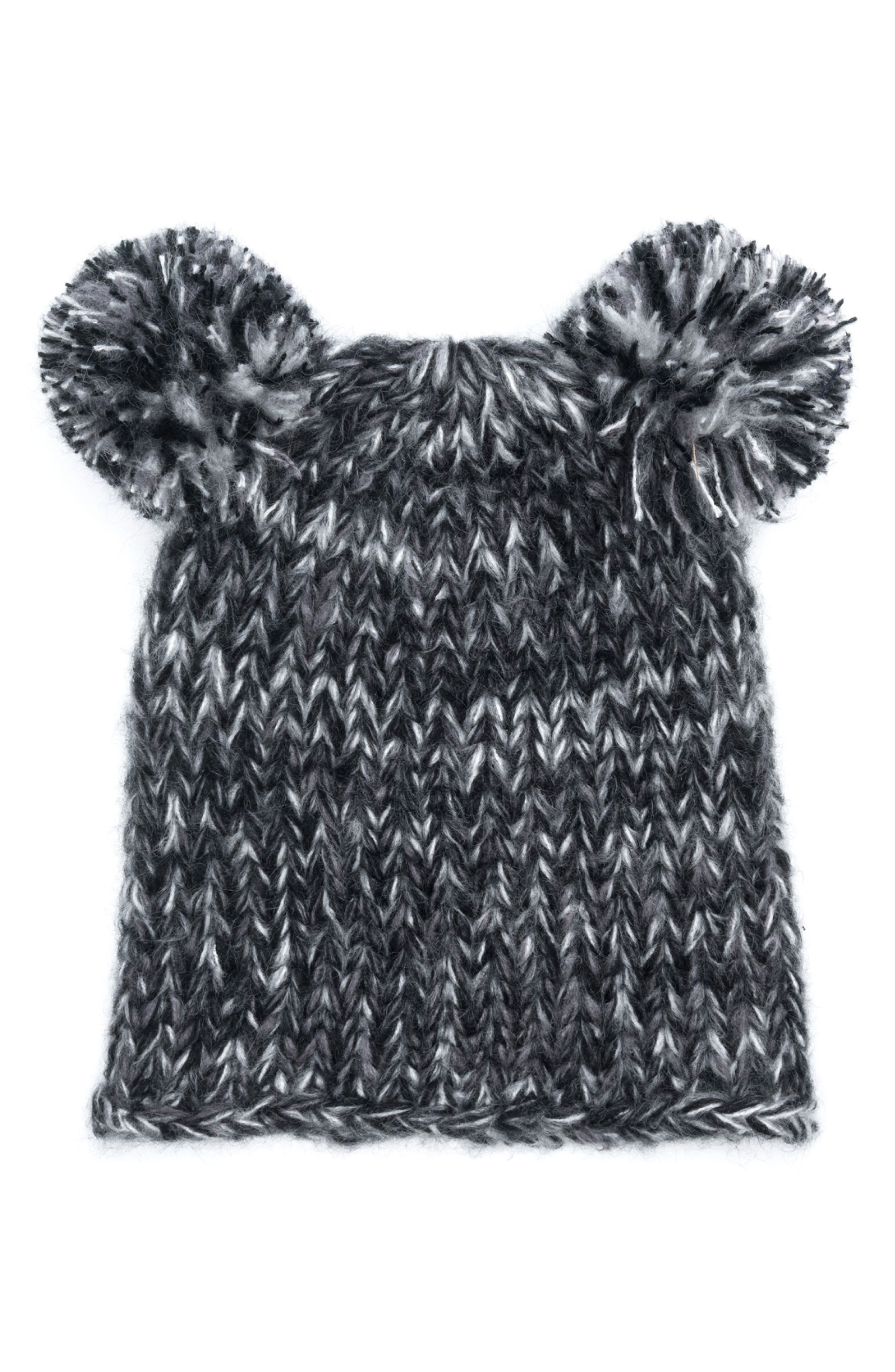 Tasha Pom Beanie,                         Main,                         color, 001