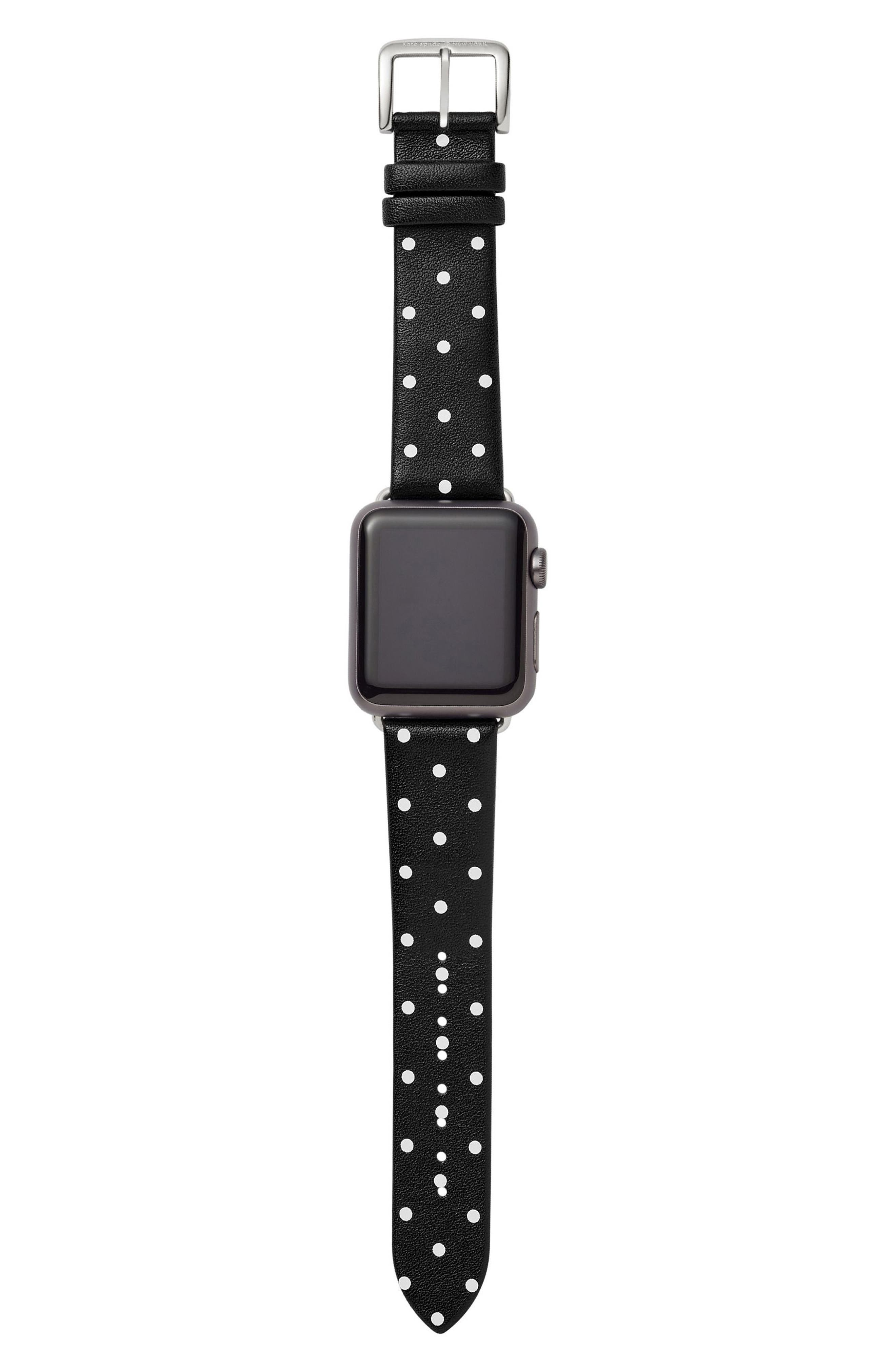 Apple Watch strap, 25mm,                             Alternate thumbnail 2, color,                             001