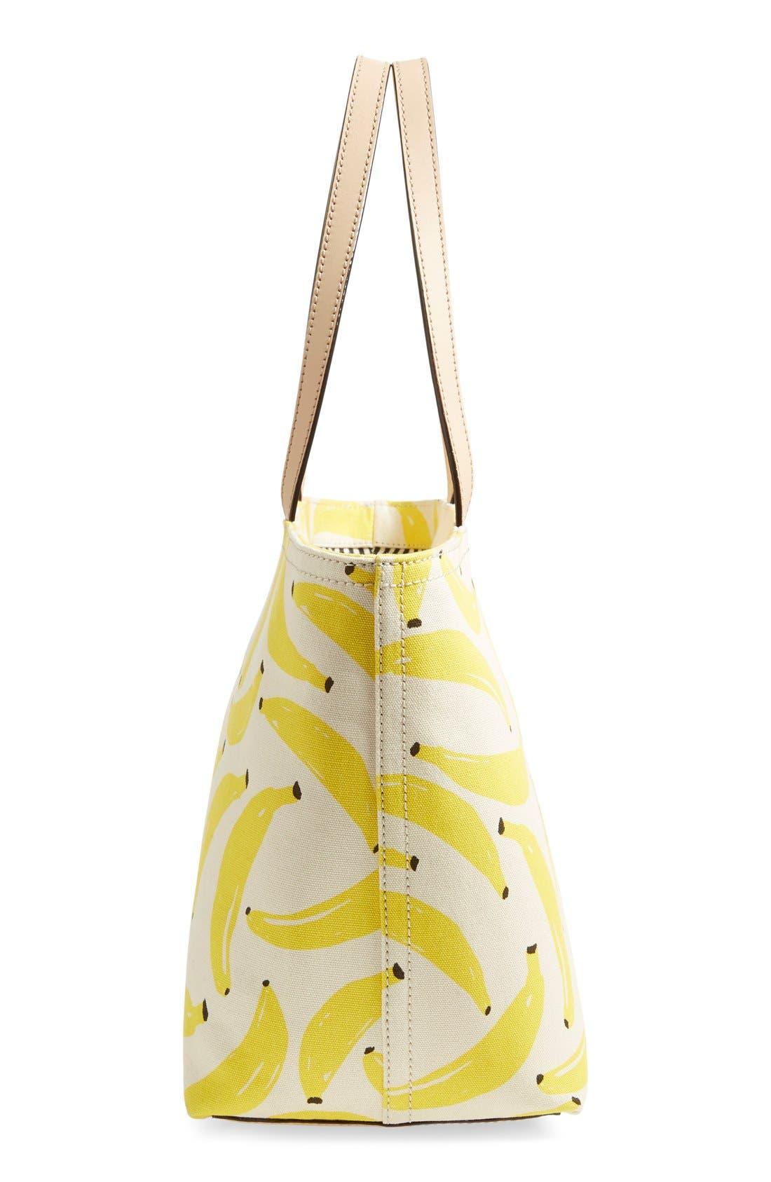 'that's bananas - francis' tote,                             Alternate thumbnail 2, color,                             700
