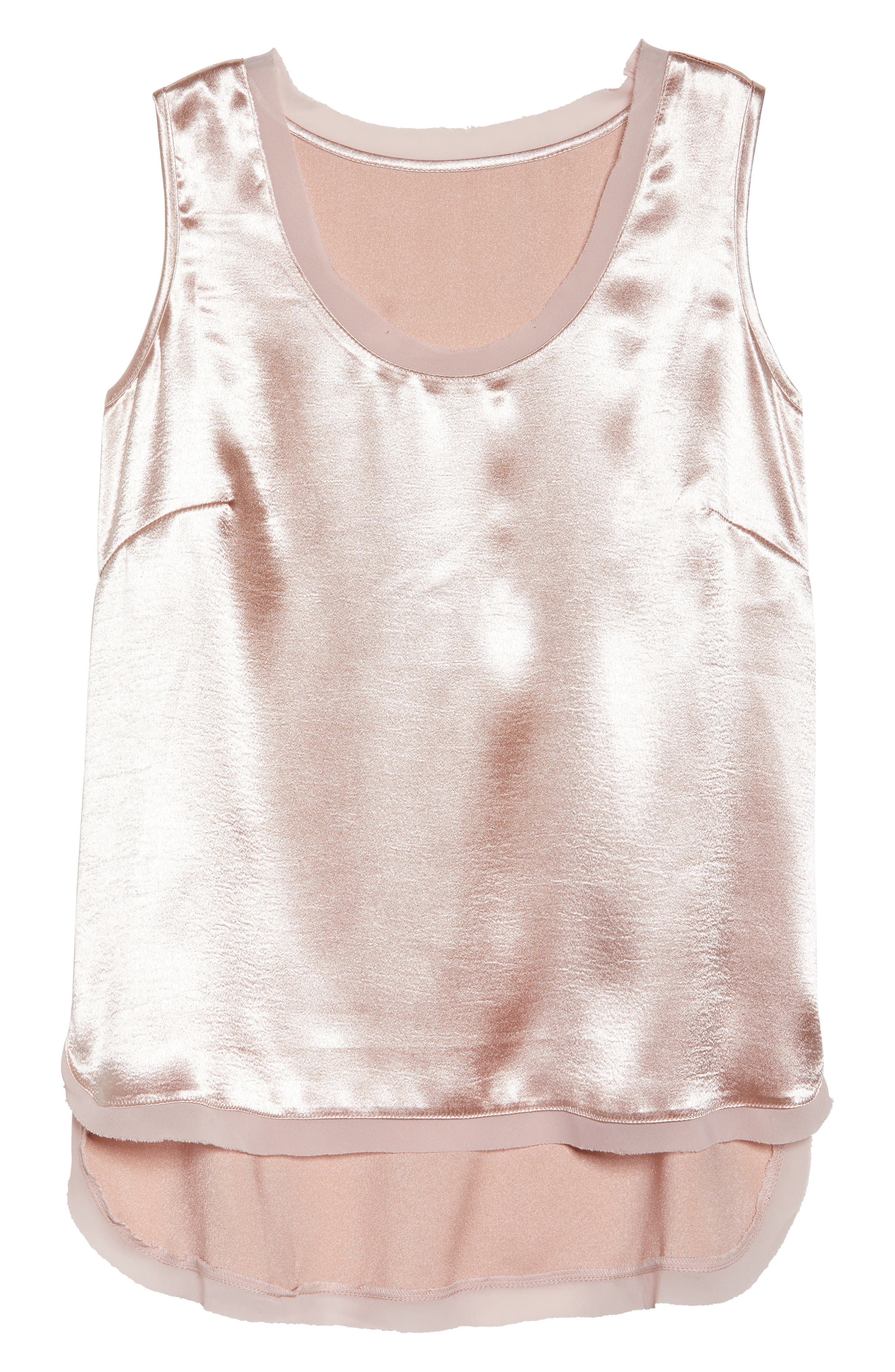 Hammered Satin Tank,                             Alternate thumbnail 11, color,