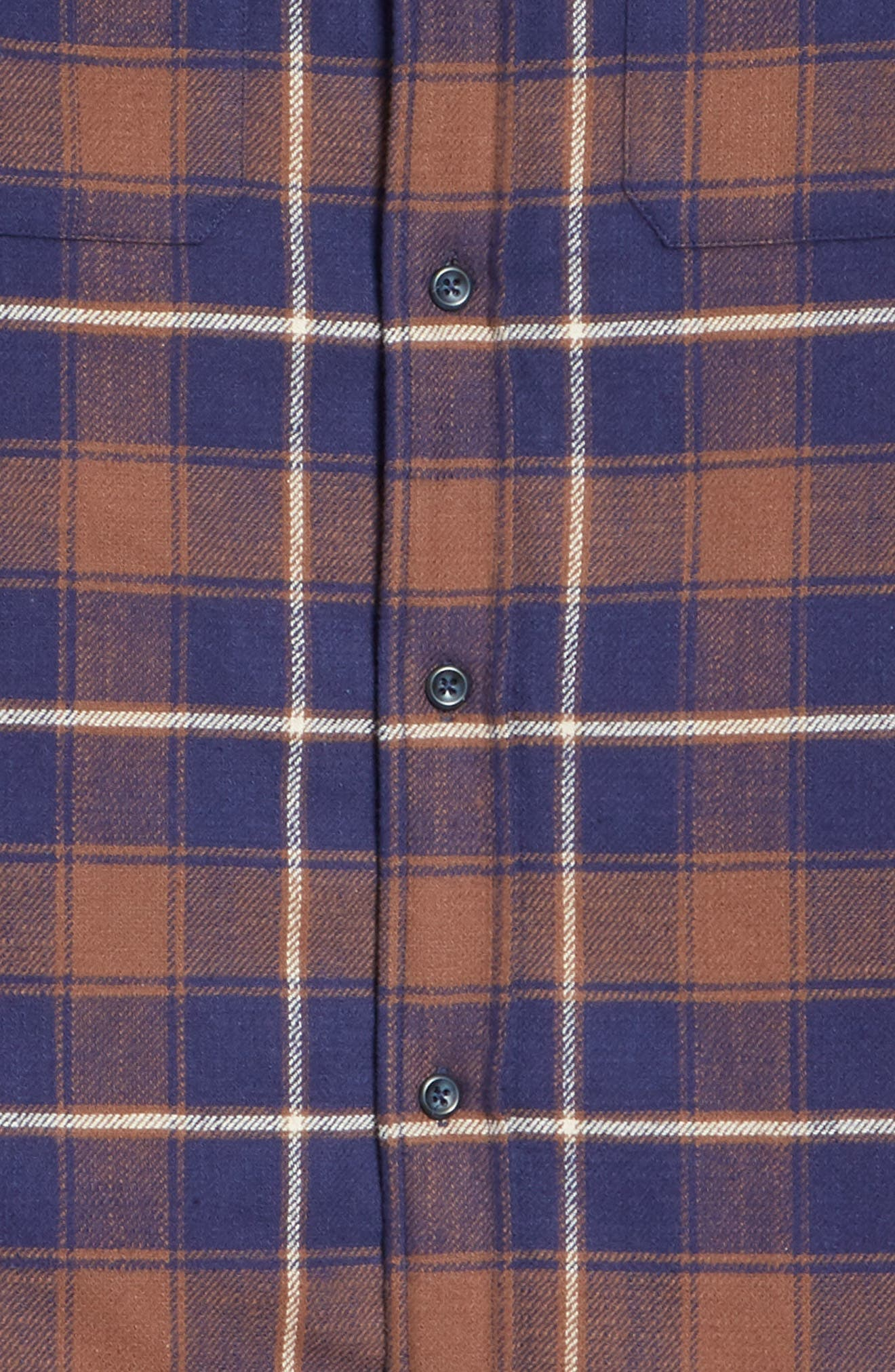 JOHN ELLIOTT,                             Quilt Lined Flannel Shirt,                             Alternate thumbnail 6, color,                             410