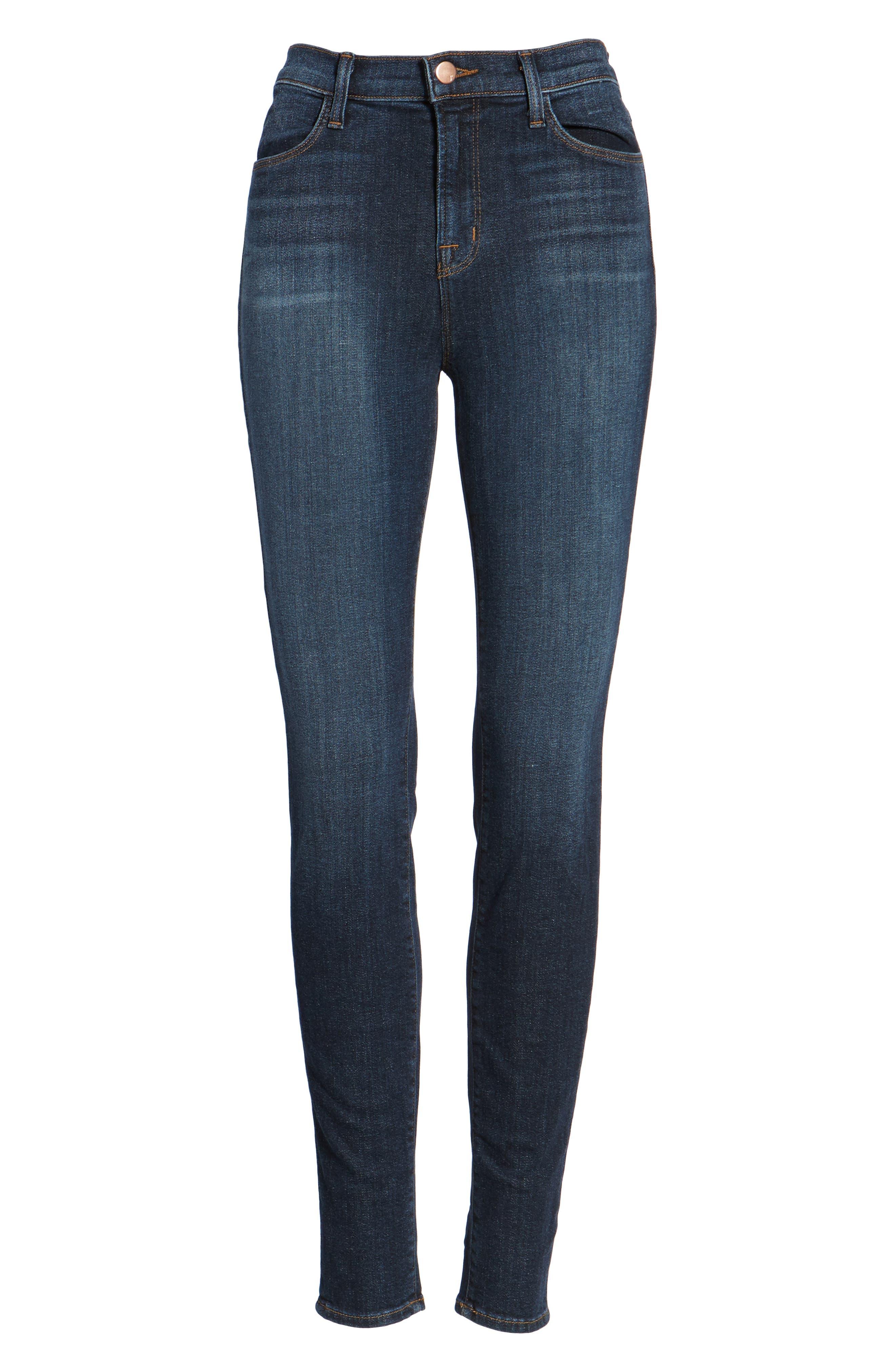 'Maria' Skinny Jeans,                         Main,                         color, 407