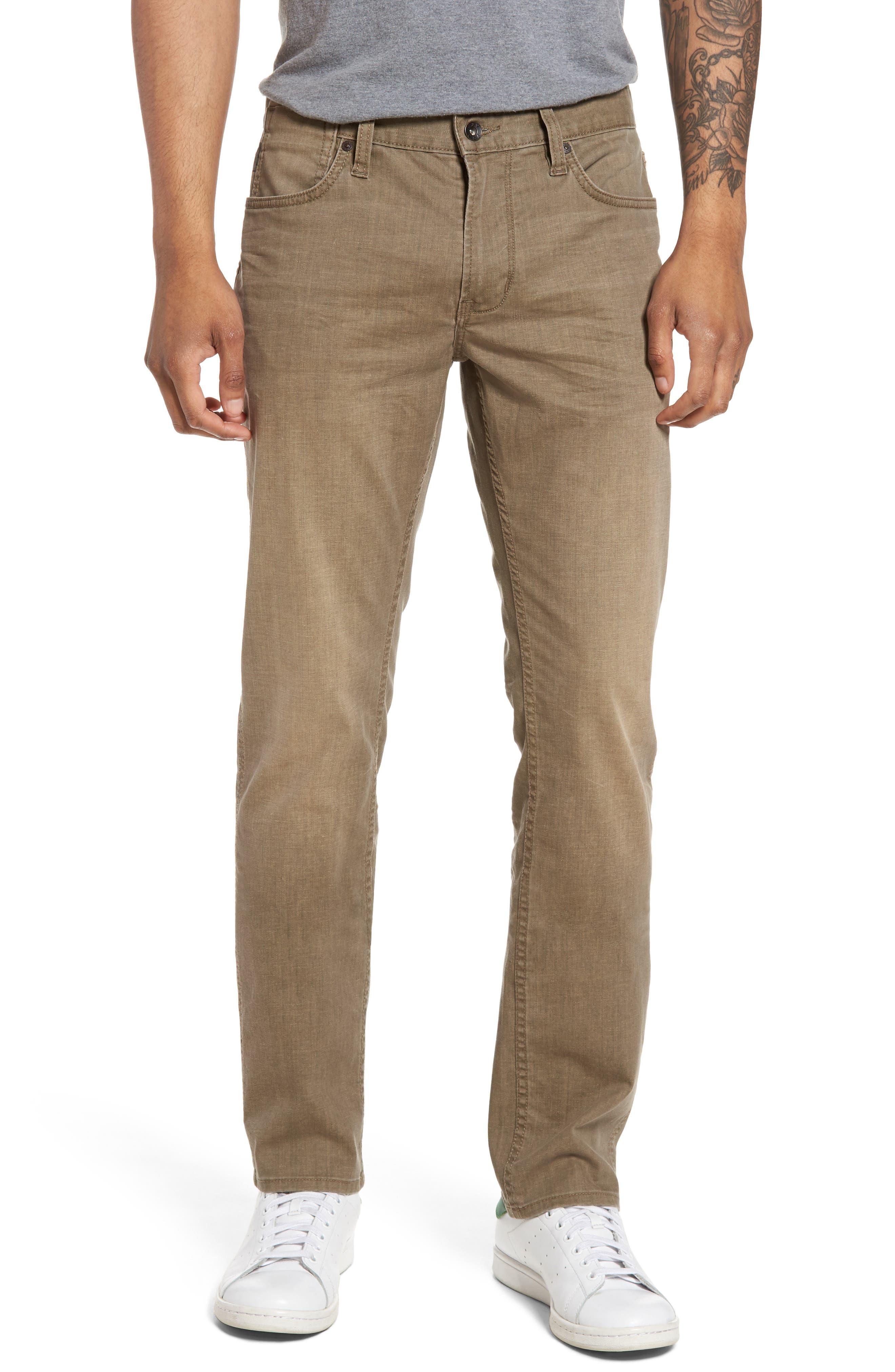 Bowery Slim Straight Leg Jeans,                             Main thumbnail 3, color,