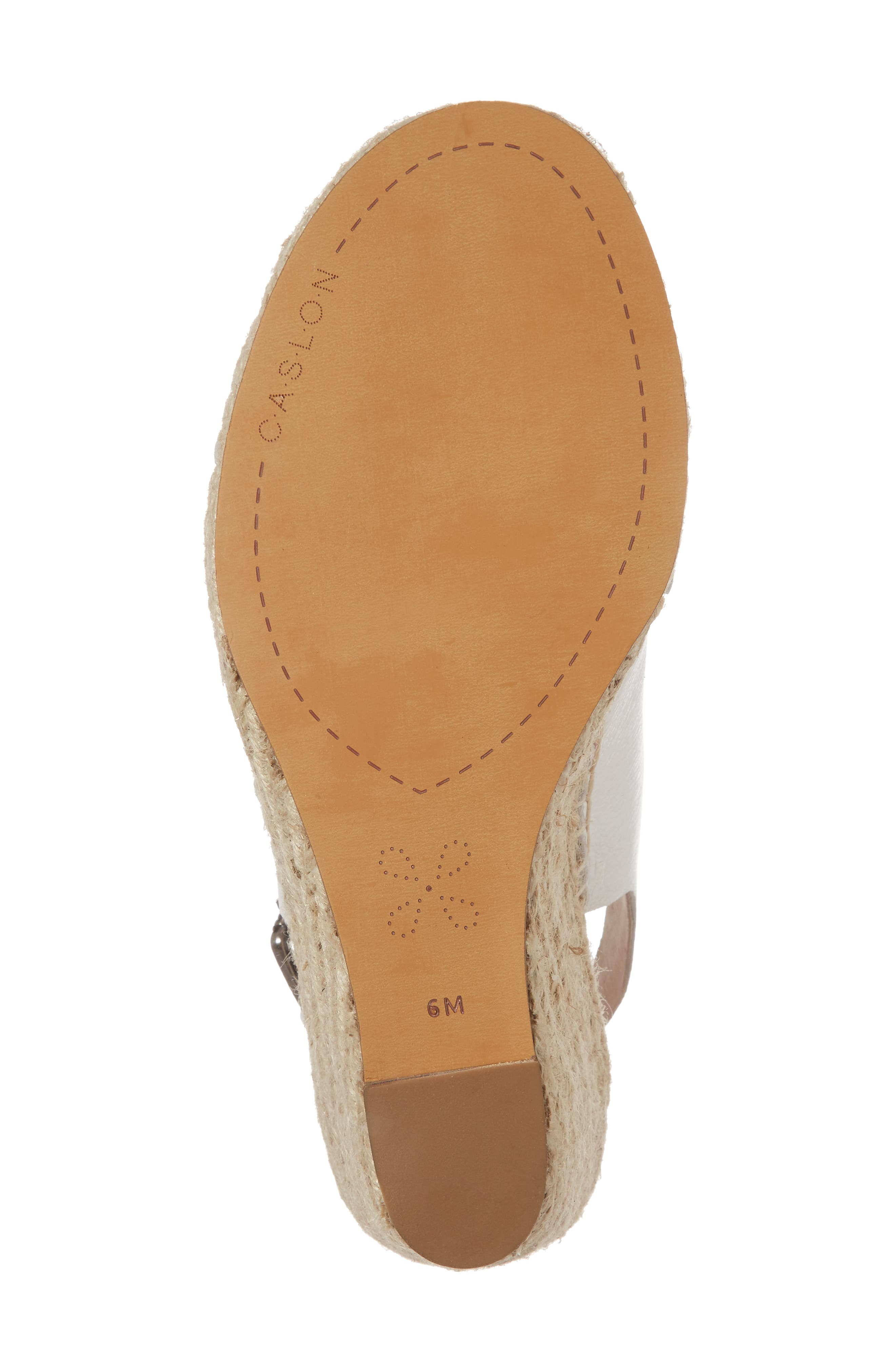 Suri Espadrille Wedge,                             Alternate thumbnail 28, color,