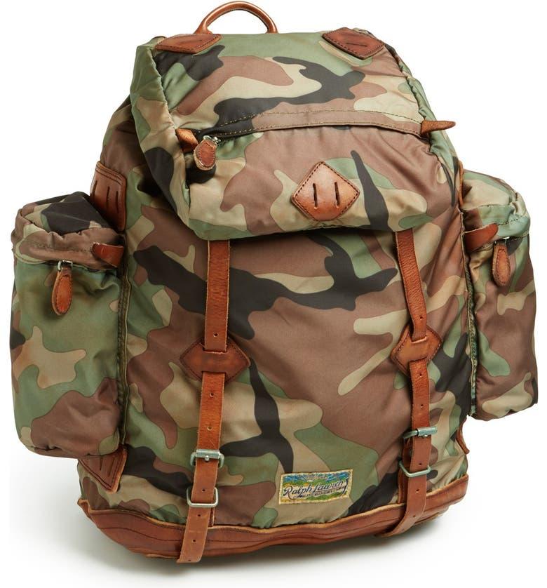 7717c57e8ae7 Polo Ralph Lauren  Yosemite  Backpack