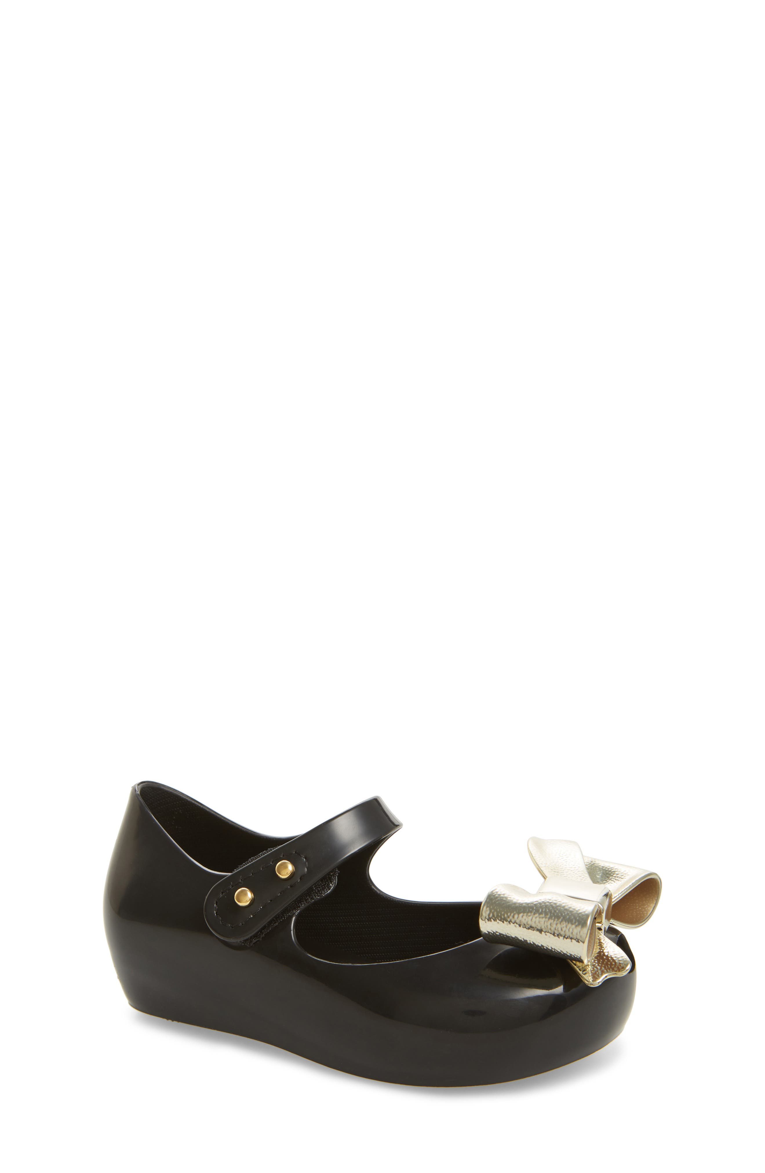 Ultragirl Bow Wedge Mary Jane, Main, color, BLACK GOLD