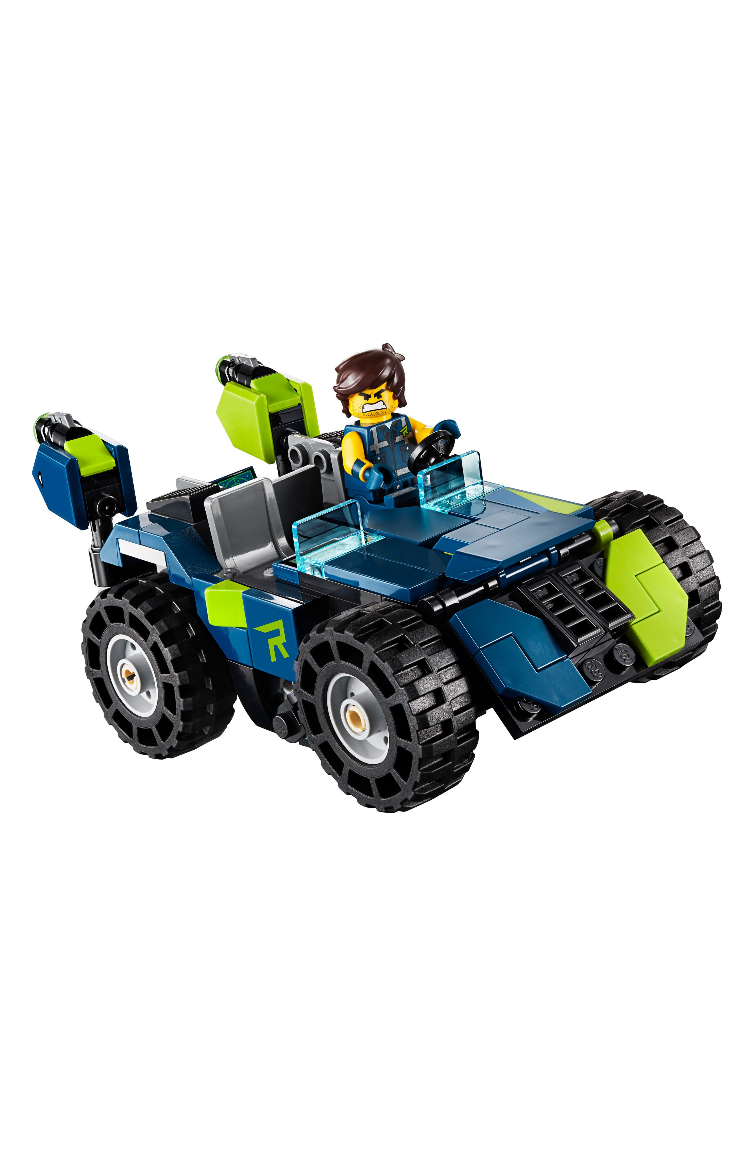 LEGO<SUP>®</SUP>,                             The LEGO<sup>®</sup> Movie 2 Rex's 3-in-1 Rex-treme Offroader Toy - 70826,                             Alternate thumbnail 6, color,                             960