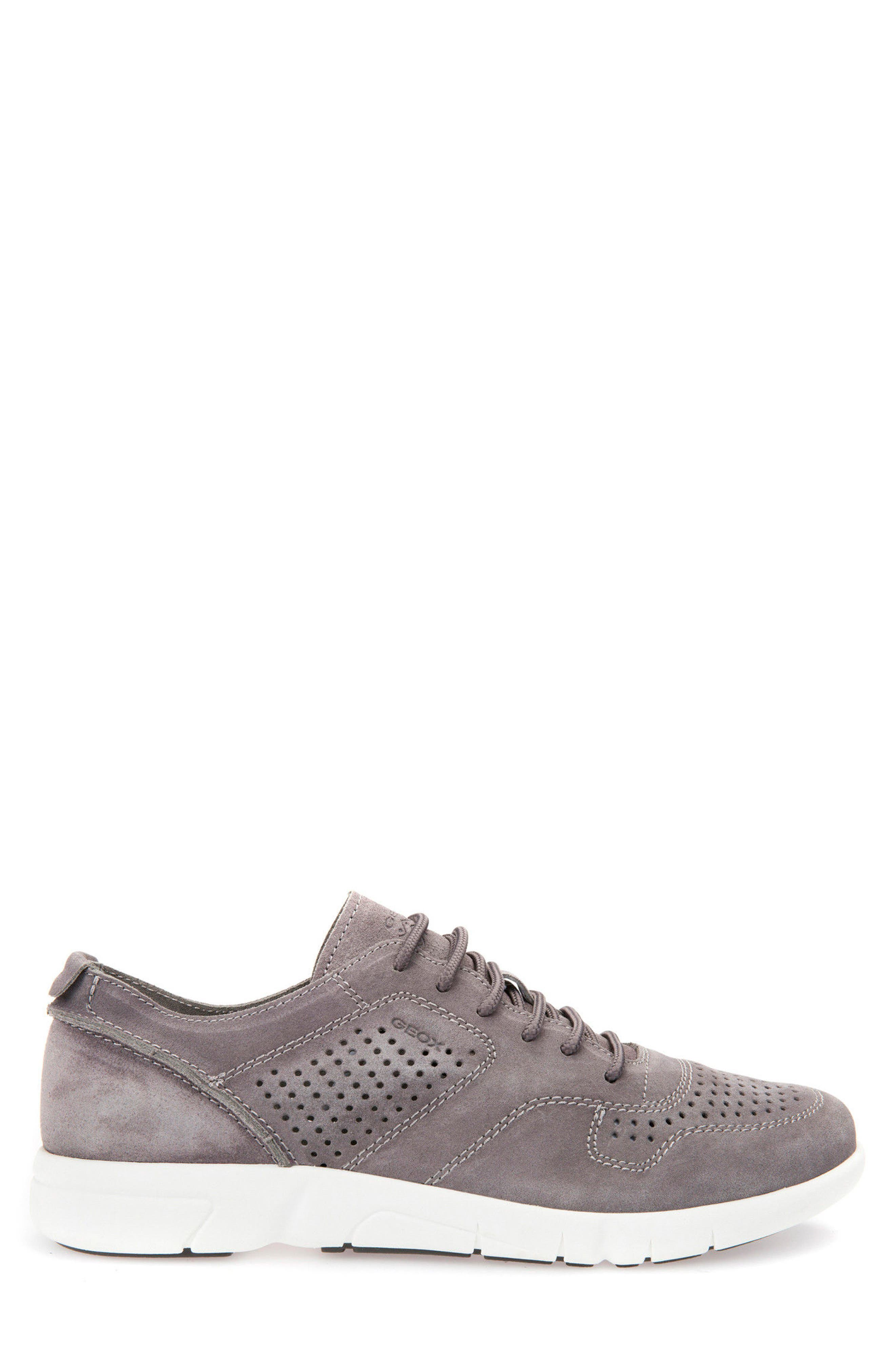 Brattley 2 Perforated Sneaker,                             Alternate thumbnail 3, color,                             020