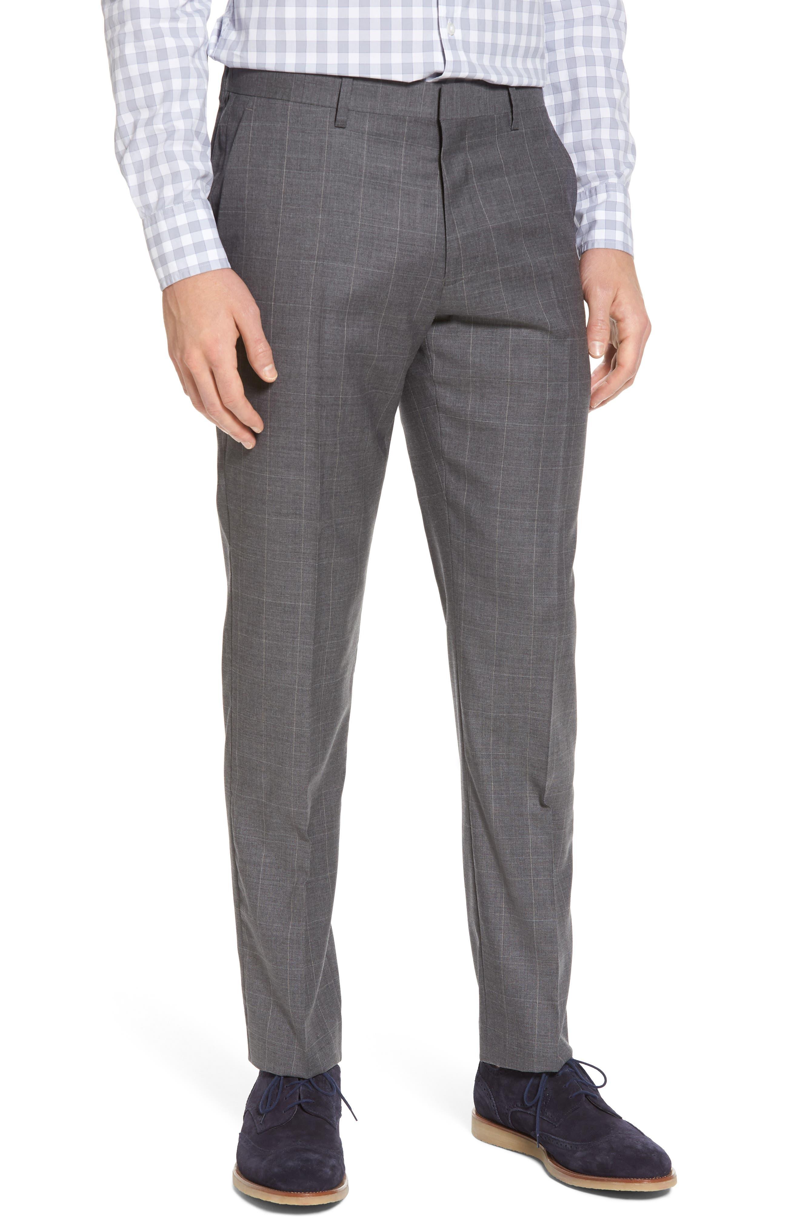 Ludlow Wool Blend Pants,                             Main thumbnail 1, color,