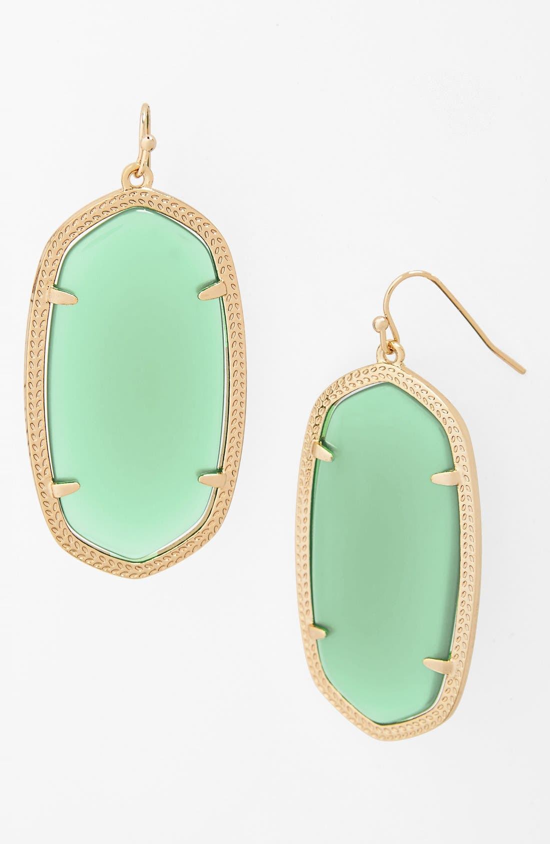 Danielle - Large Oval Statement Earrings,                             Main thumbnail 51, color,