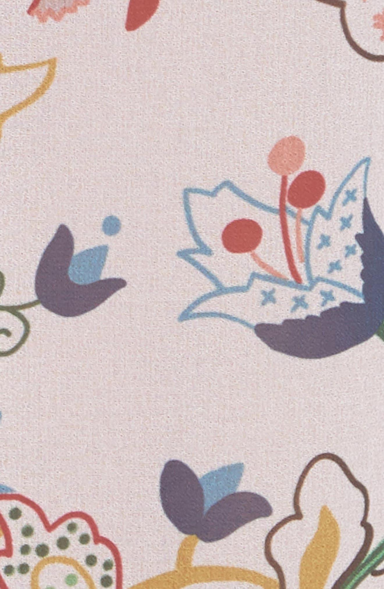 Susien Jungle Print Maxi Dress,                             Alternate thumbnail 5, color,
