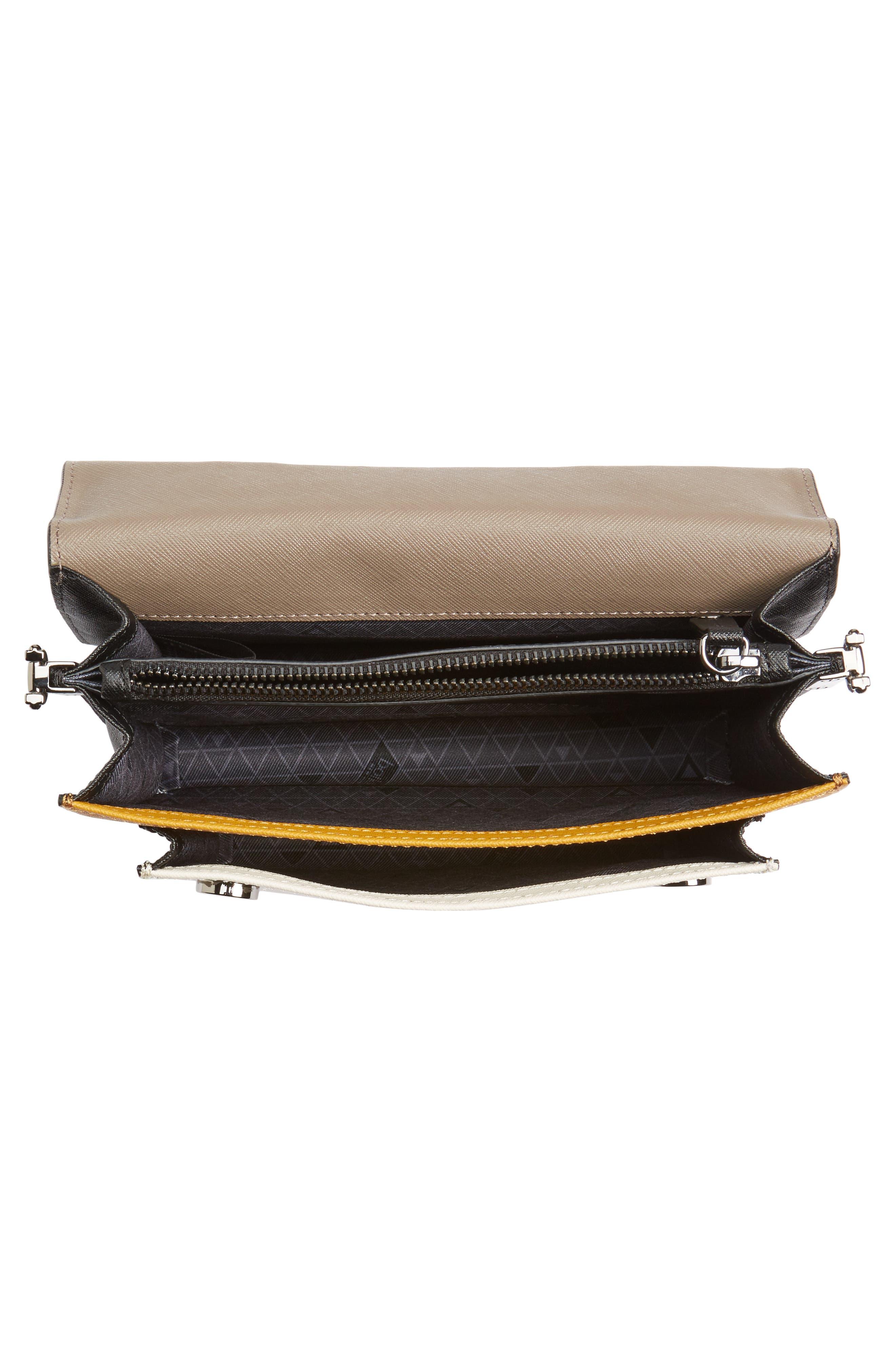 Cobble Hill Leather Crossbody Bag,                             Alternate thumbnail 120, color,