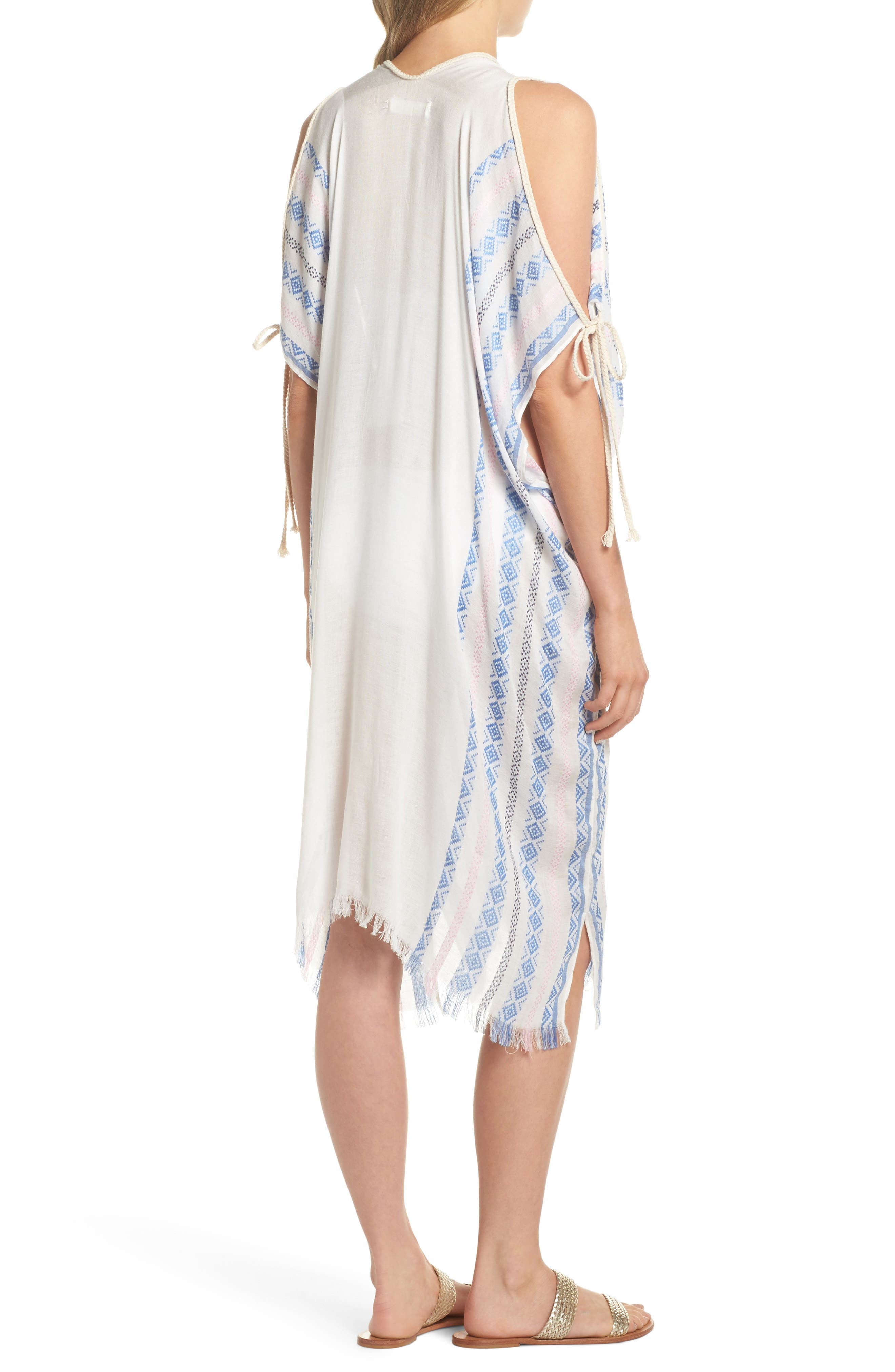 Anytime Cover-Up Caftan,                             Alternate thumbnail 2, color,                             400
