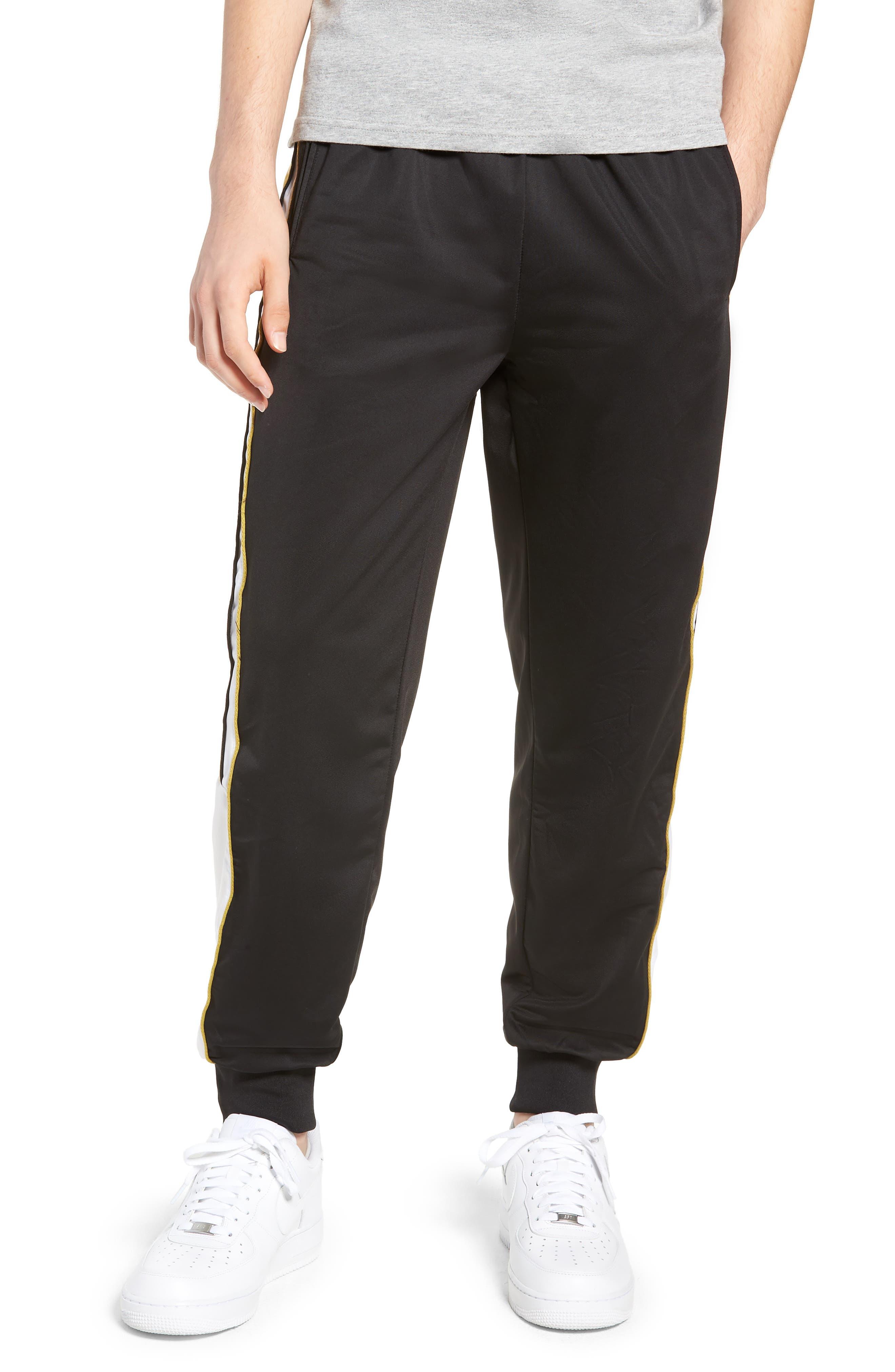10 Alen Track Pants,                             Main thumbnail 1, color,                             001