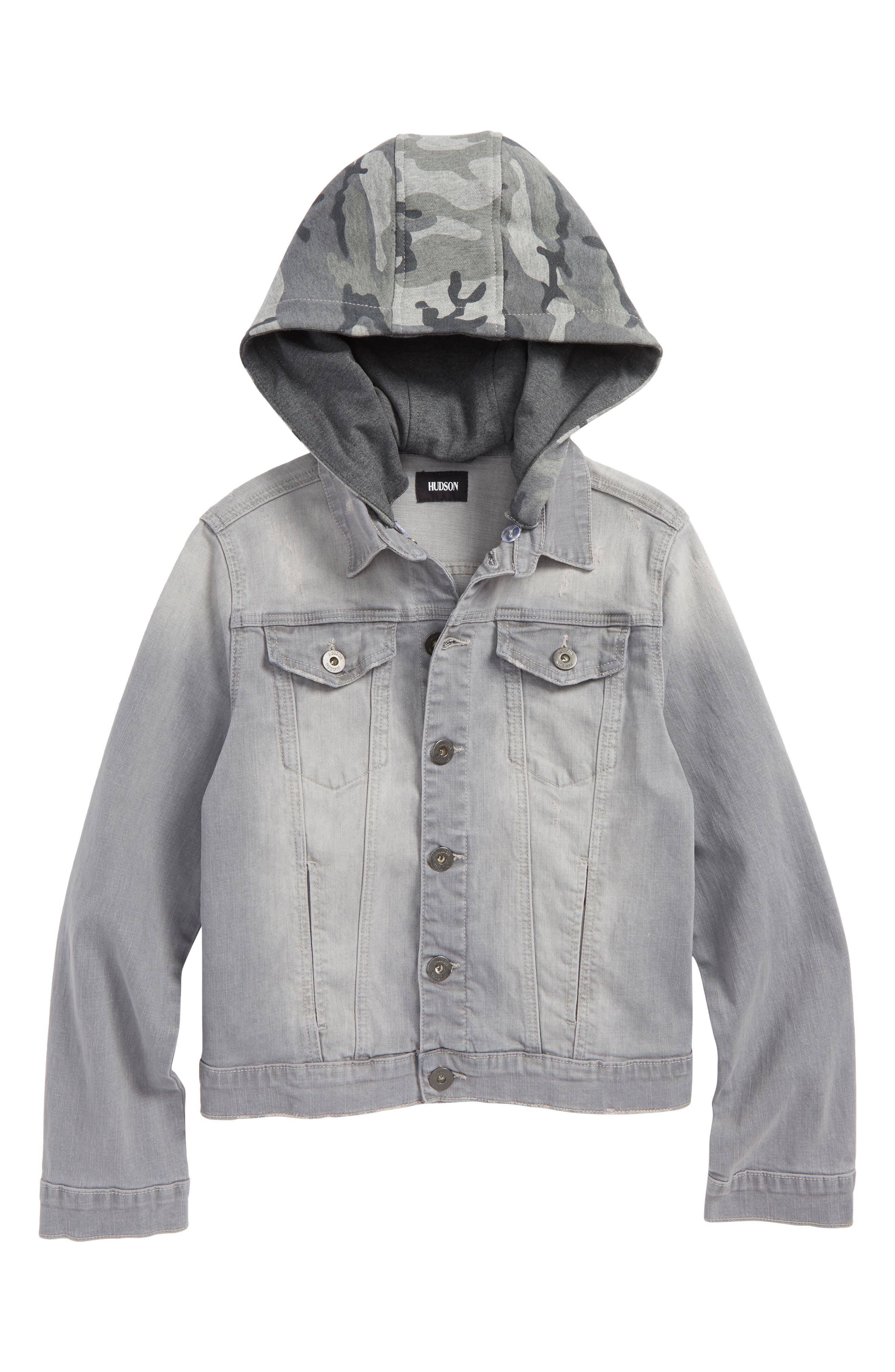Tristan Denim Jacket,                         Main,                         color, 094