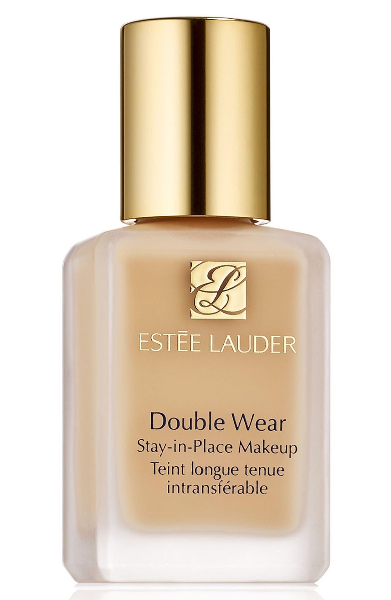 Estee Lauder Double Wear Stay-In-Place Liquid Makeup - 1W1 Bone