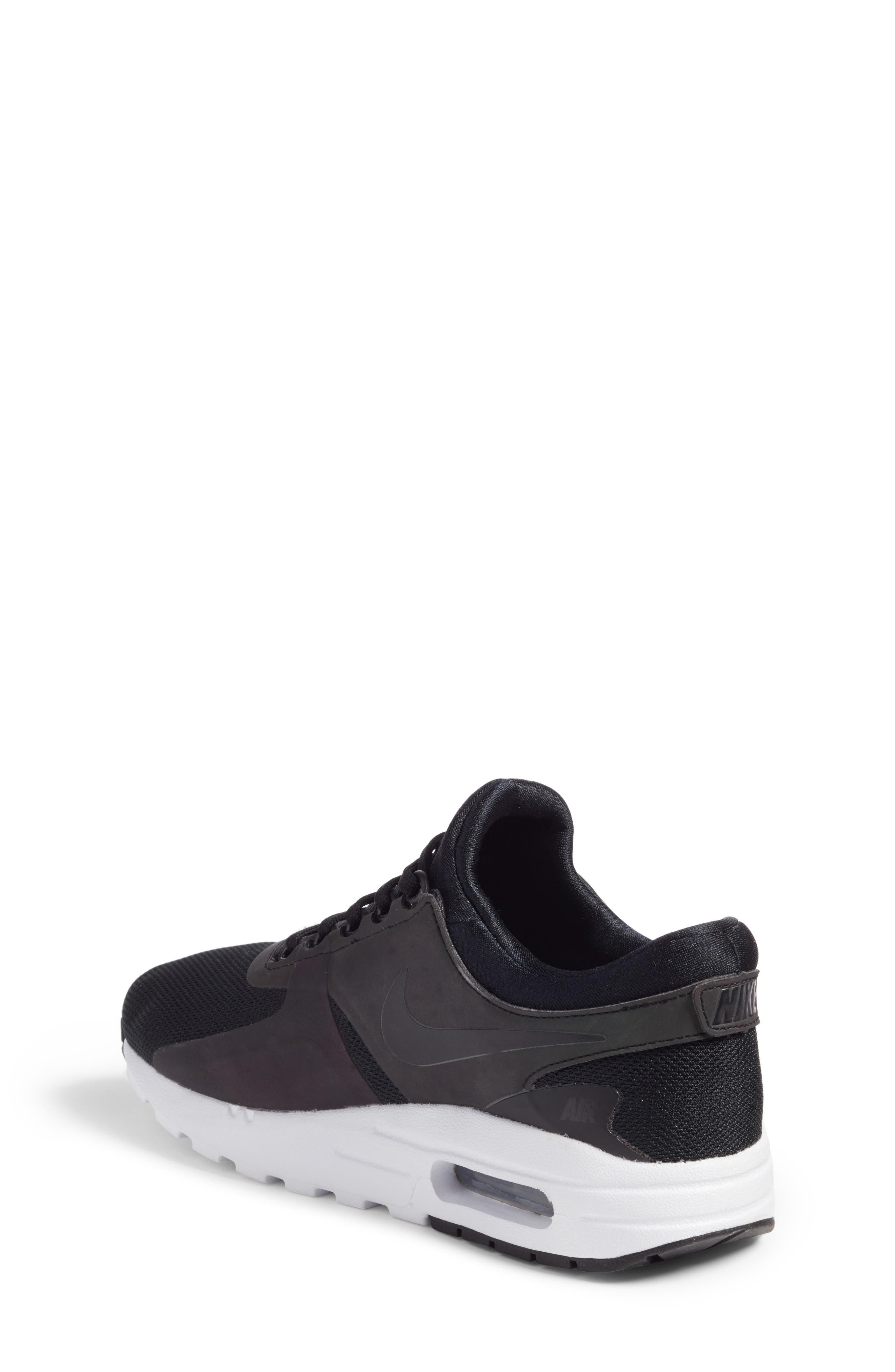 Air Max Zero Sneaker,                             Alternate thumbnail 2, color,