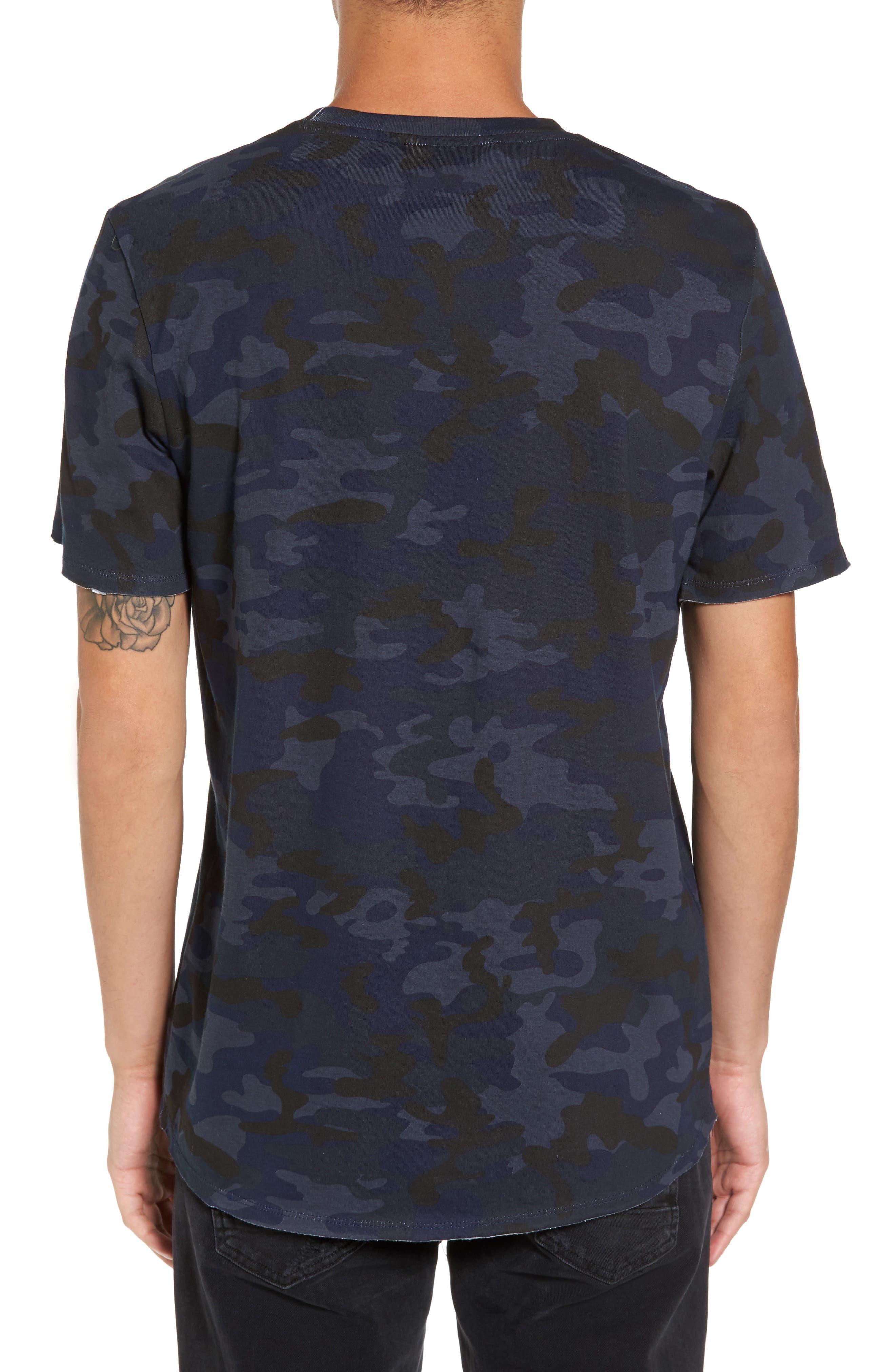 Noght T-Shirt,                             Alternate thumbnail 2, color,                             001