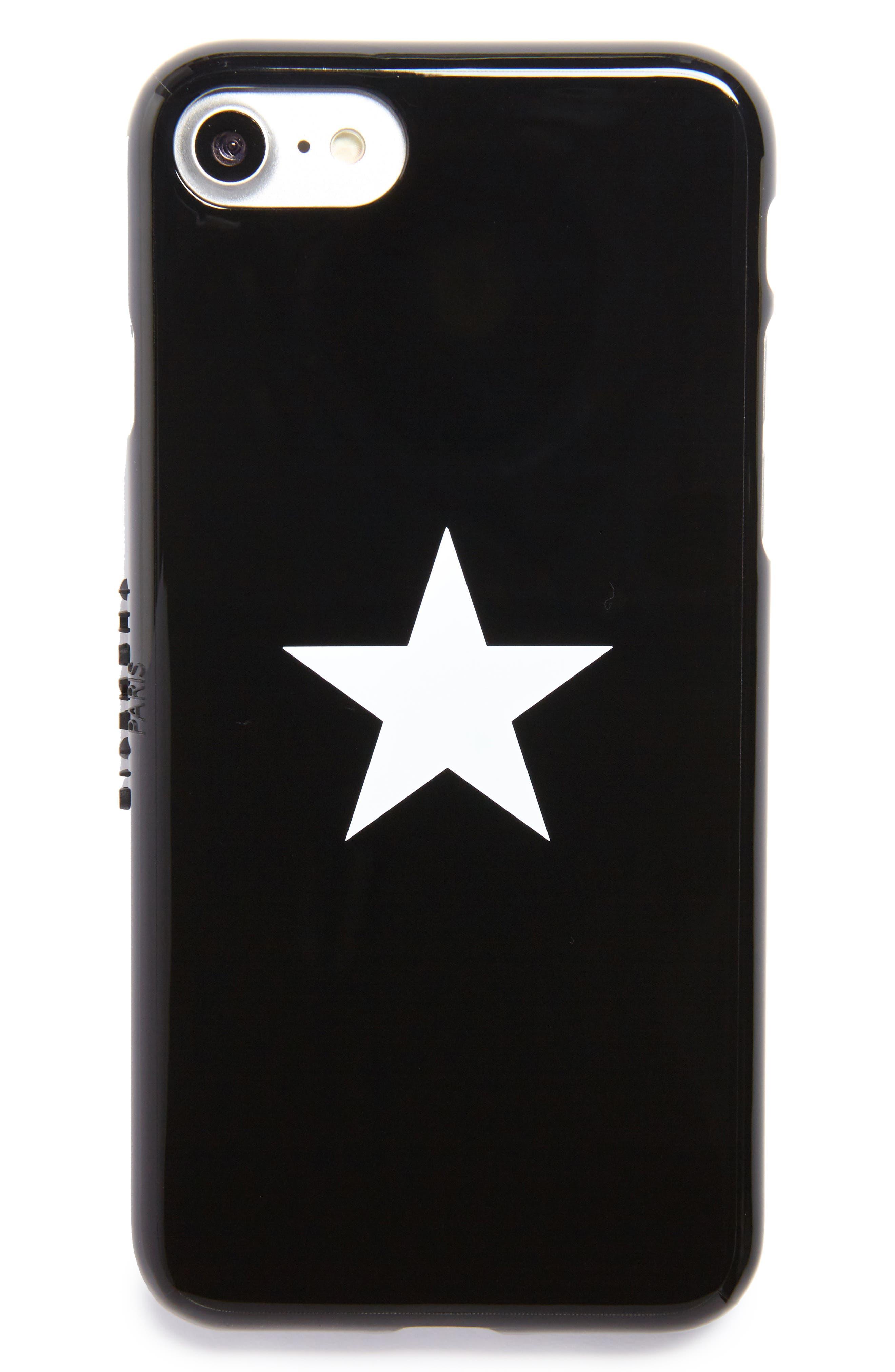 Star Tech iPhone 7 Case,                         Main,                         color, 001
