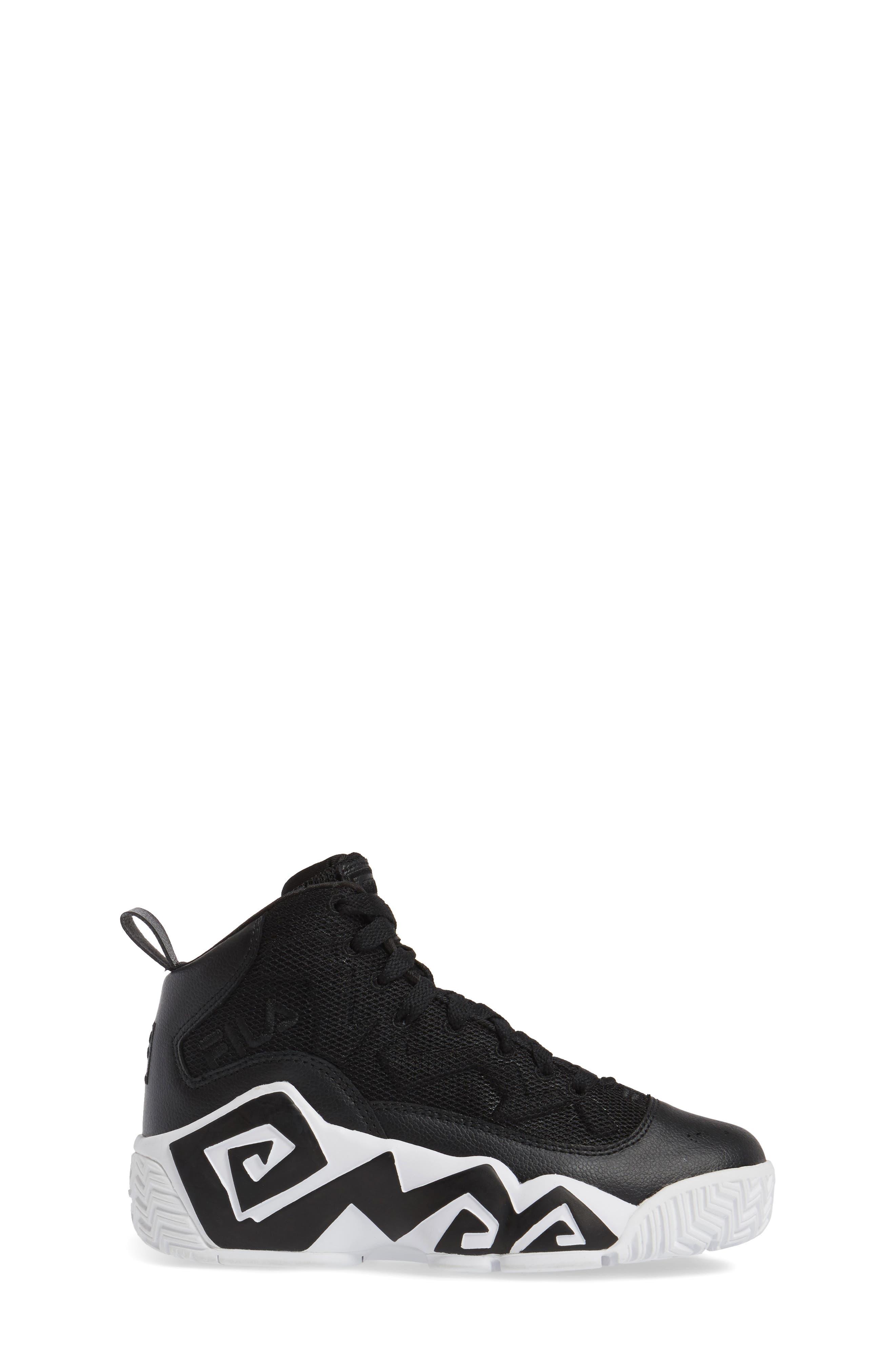 MB Mesh Sneaker,                             Alternate thumbnail 3, color,                             016