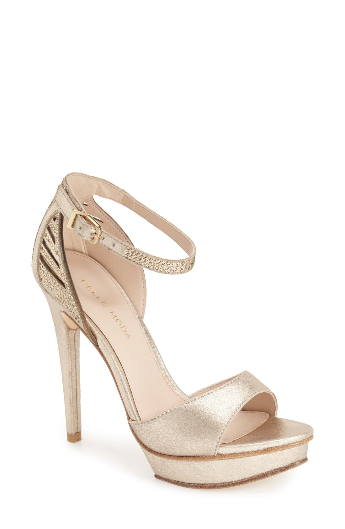 'Fenton' Ankle Strap Sandal,                             Main thumbnail 7, color,