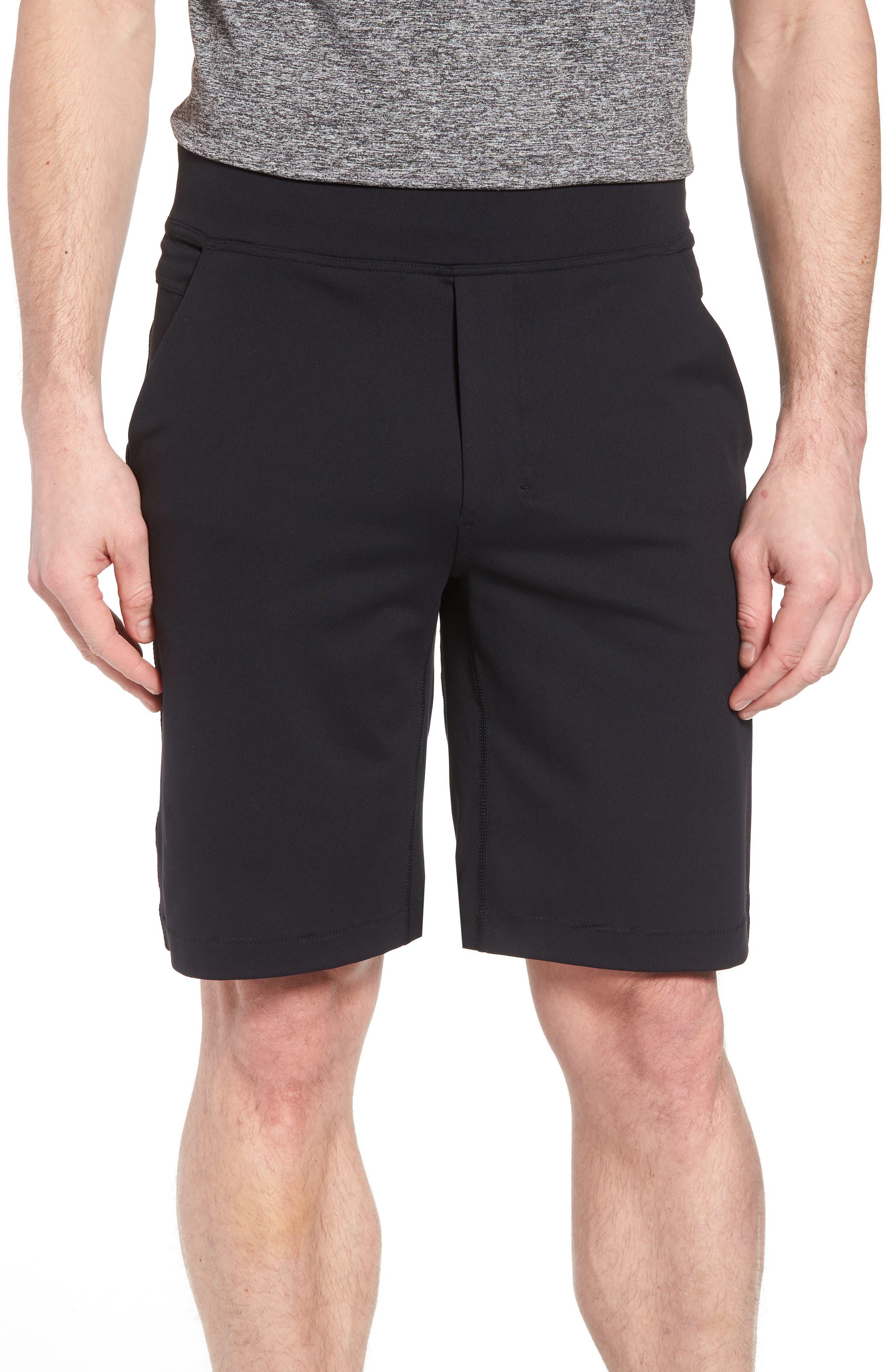 206 Shorts,                         Main,                         color, BLACK