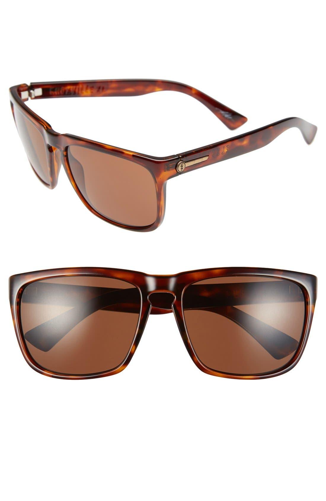 'Knoxville XL' 61mm Sunglasses,                             Main thumbnail 3, color,