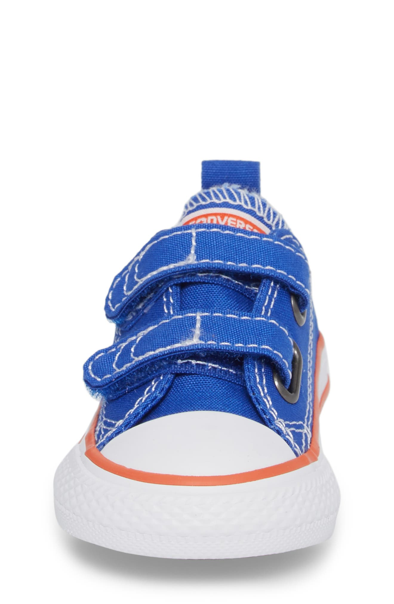 Chuck Taylor<sup>®</sup> All Star<sup>®</sup> Seasonal 2V Low Top Sneaker,                             Alternate thumbnail 4, color,                             483