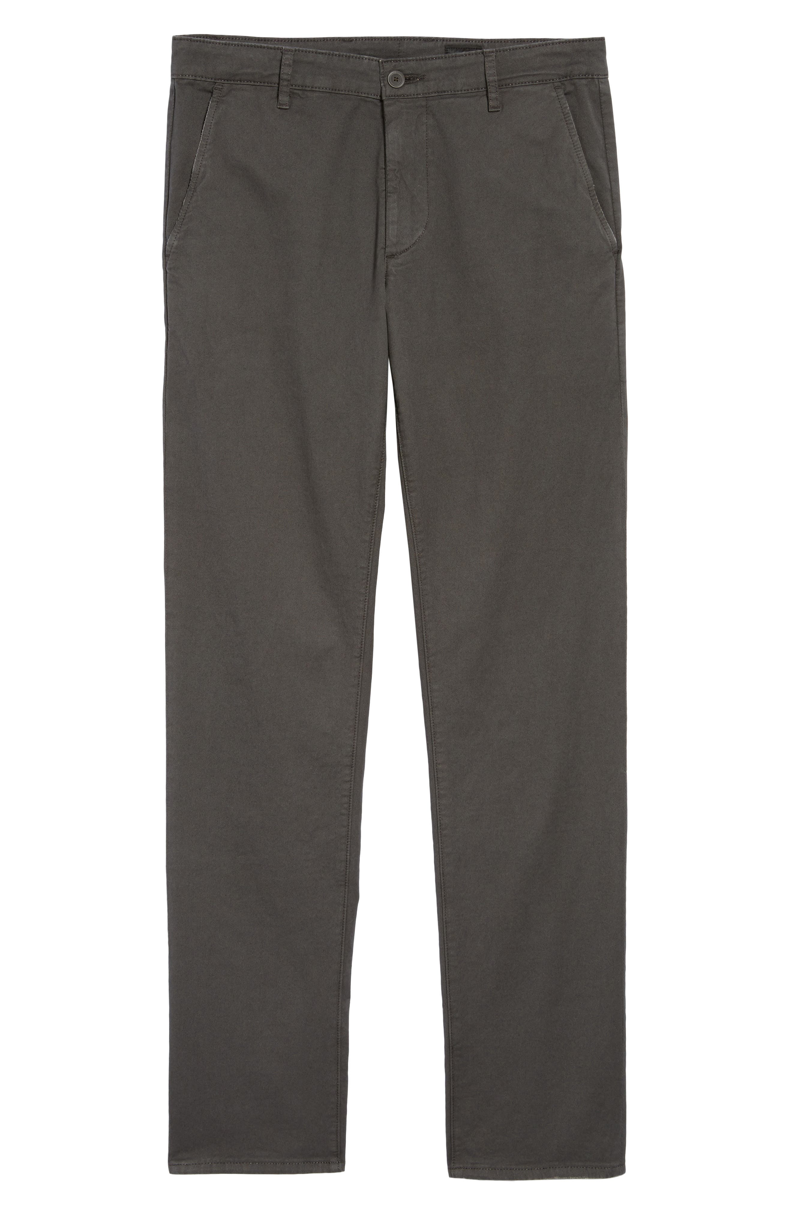 Marshall Slim Straight Leg Chino Pants,                             Alternate thumbnail 6, color,                             039