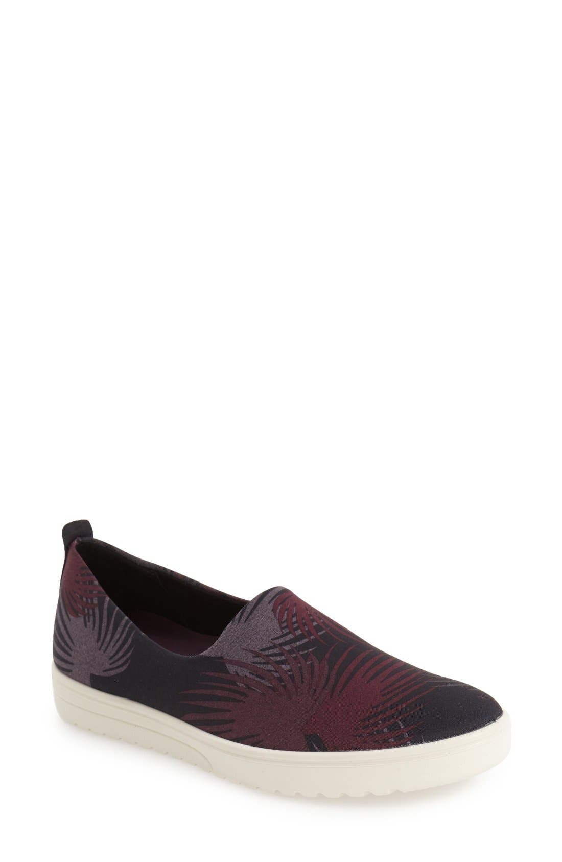 'Fara' Slip-On Sneaker,                             Main thumbnail 3, color,