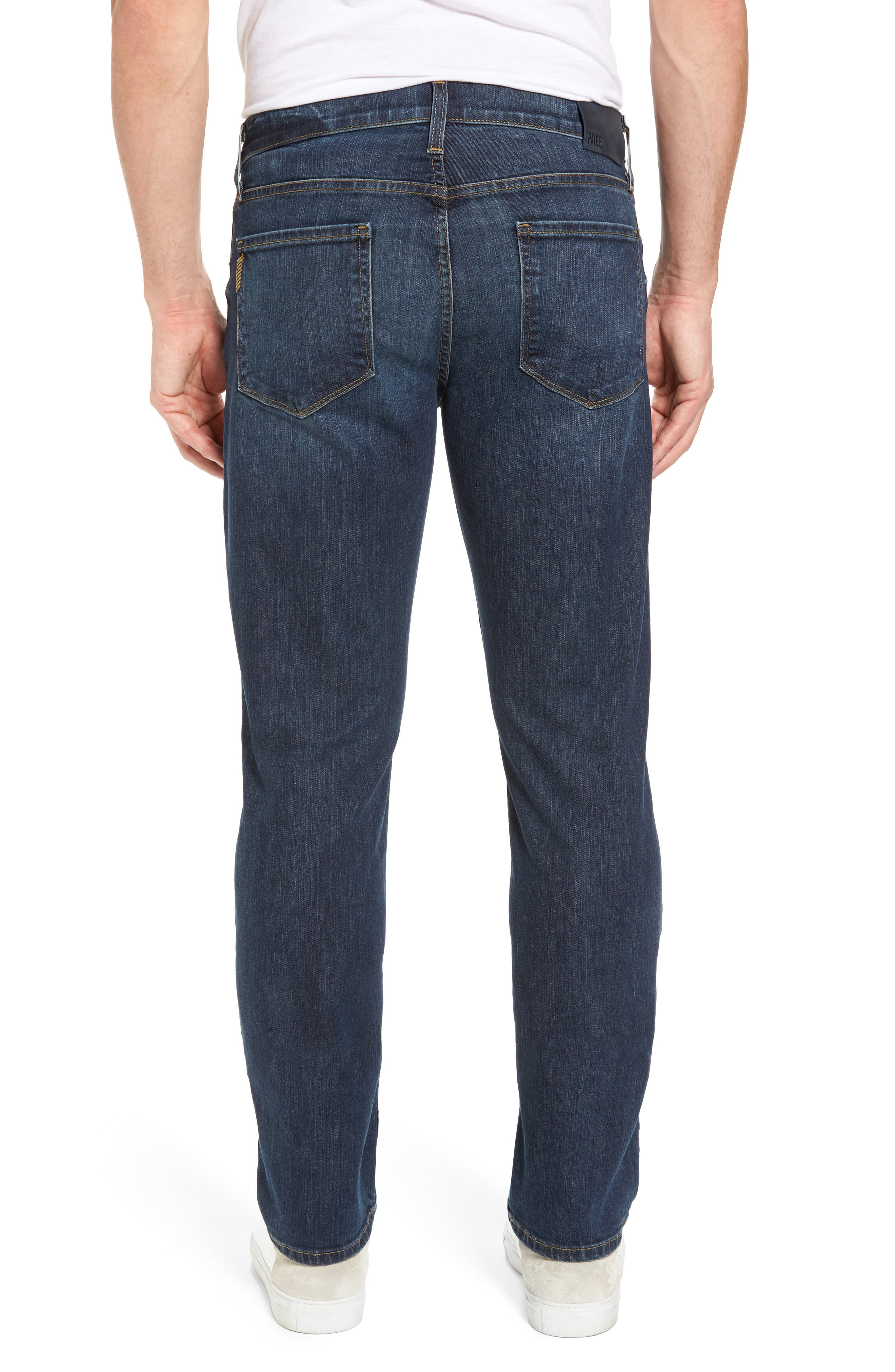 Legacy - Normandie Straight Fit Jeans,                             Alternate thumbnail 2, color,                             400
