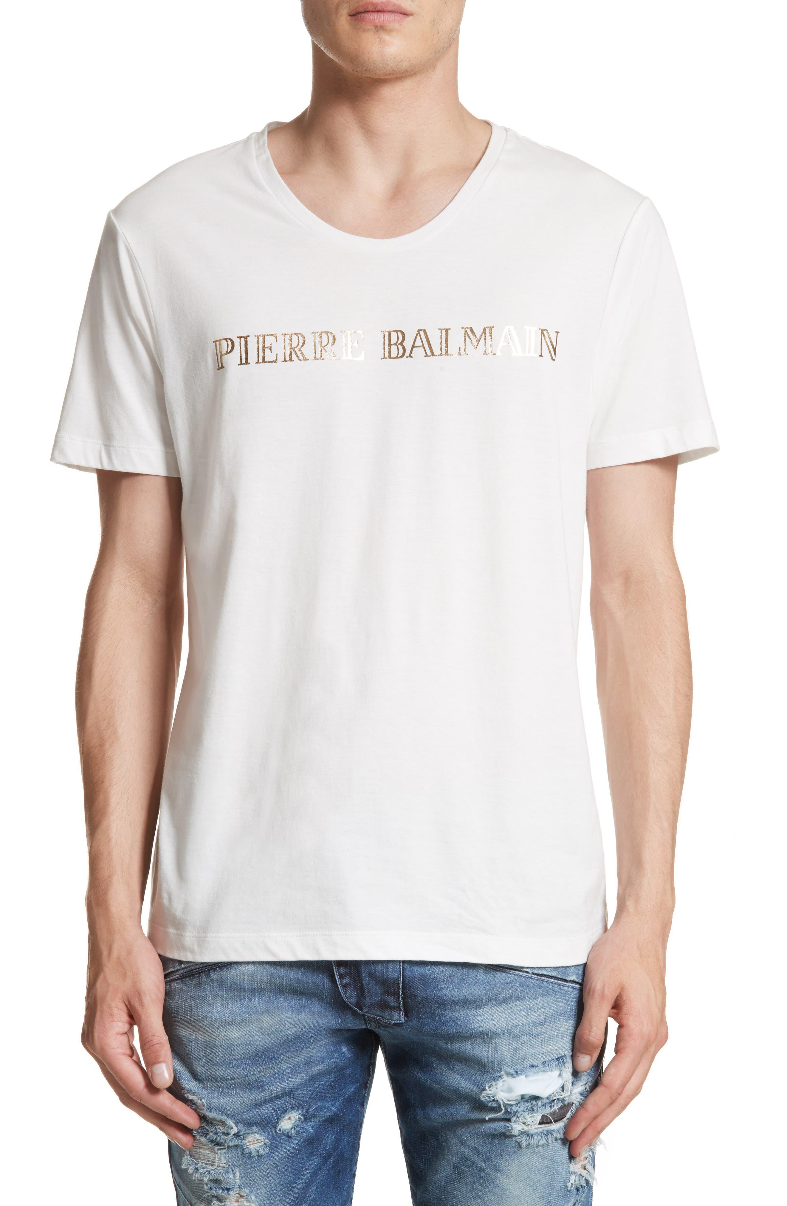 Logo Graphic T-Shirt,                             Main thumbnail 1, color,                             100