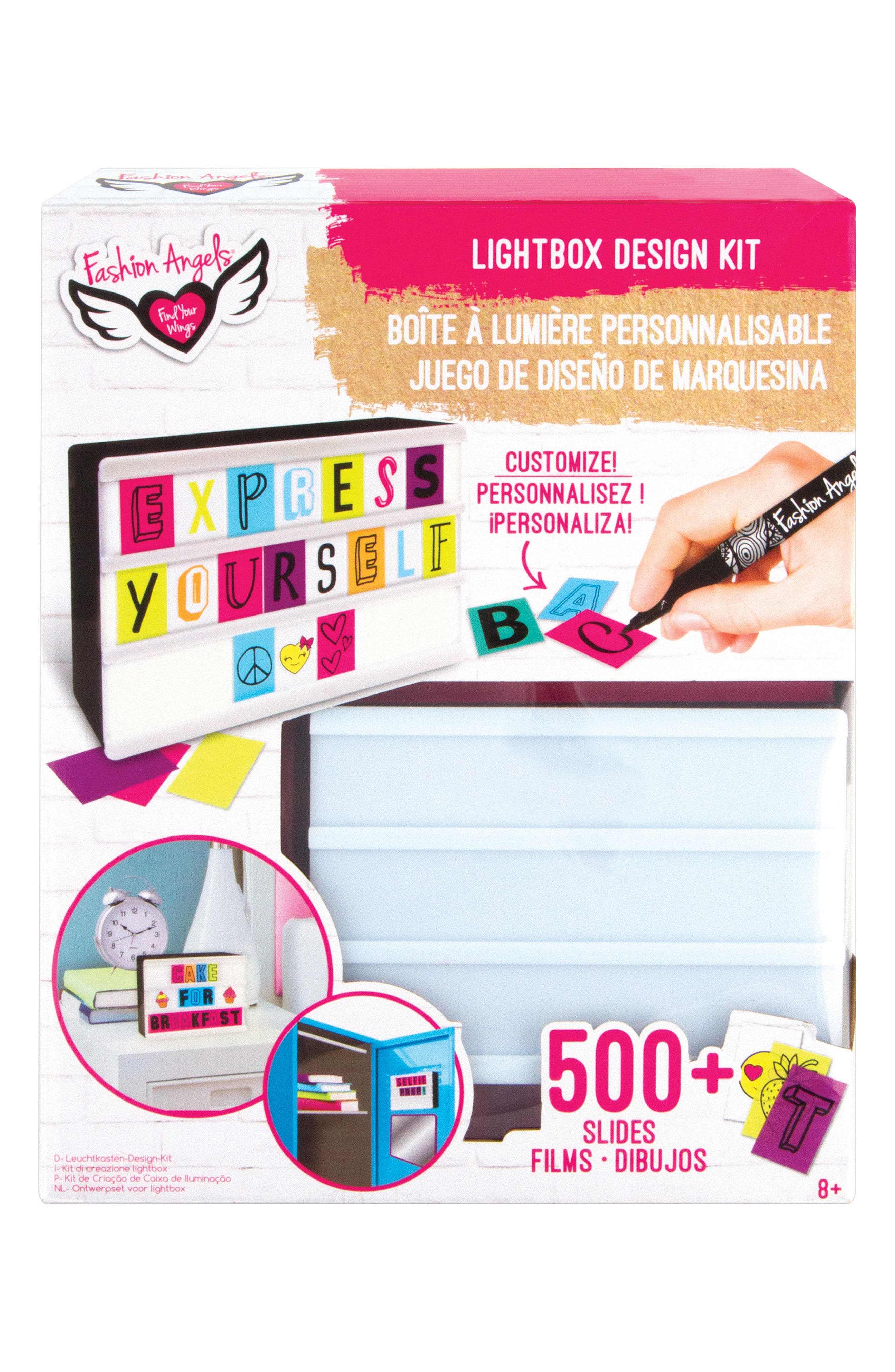 Lightbox Design Kit,                         Main,                         color, 650