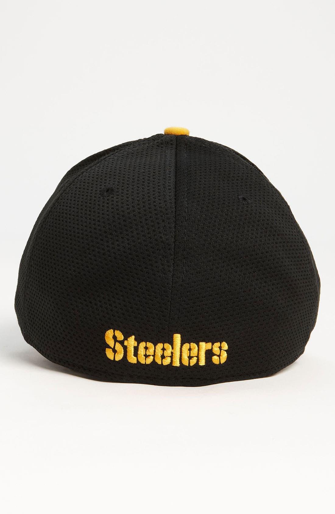 'Training Camp - Pittsburgh Steelers' Baseball Cap,                             Alternate thumbnail 2, color,                             001