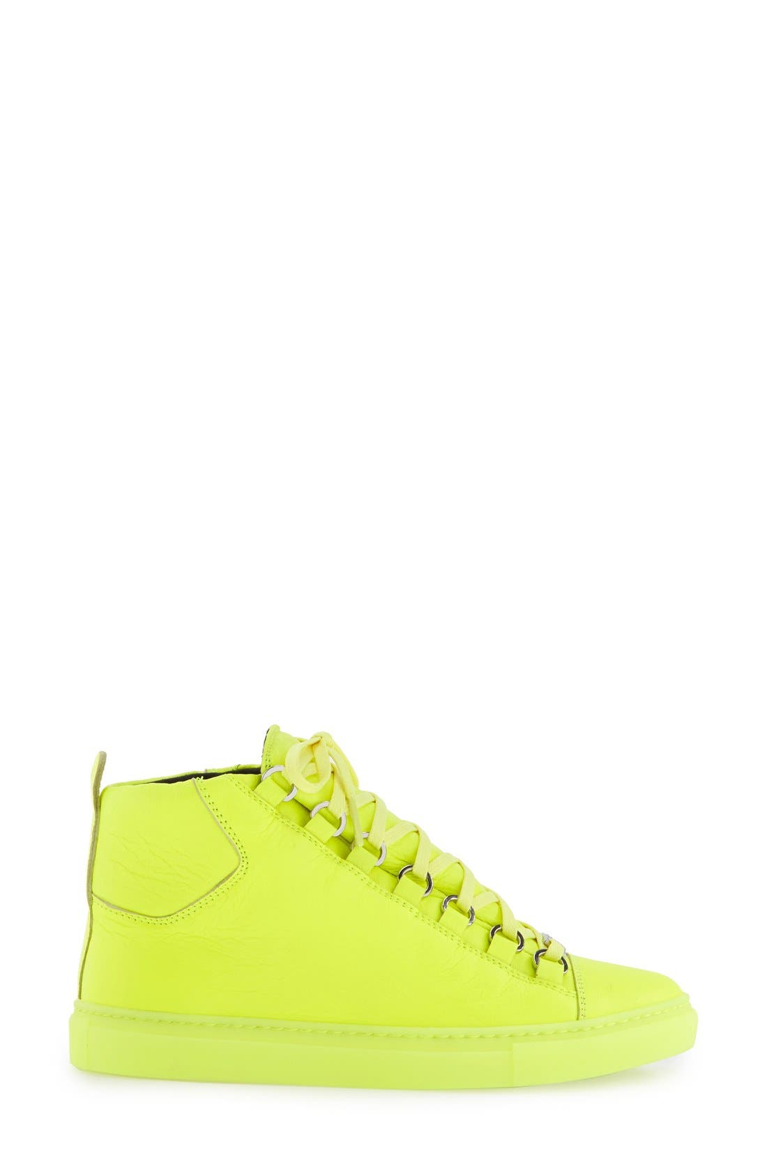 High Top Sneaker,                             Alternate thumbnail 31, color,