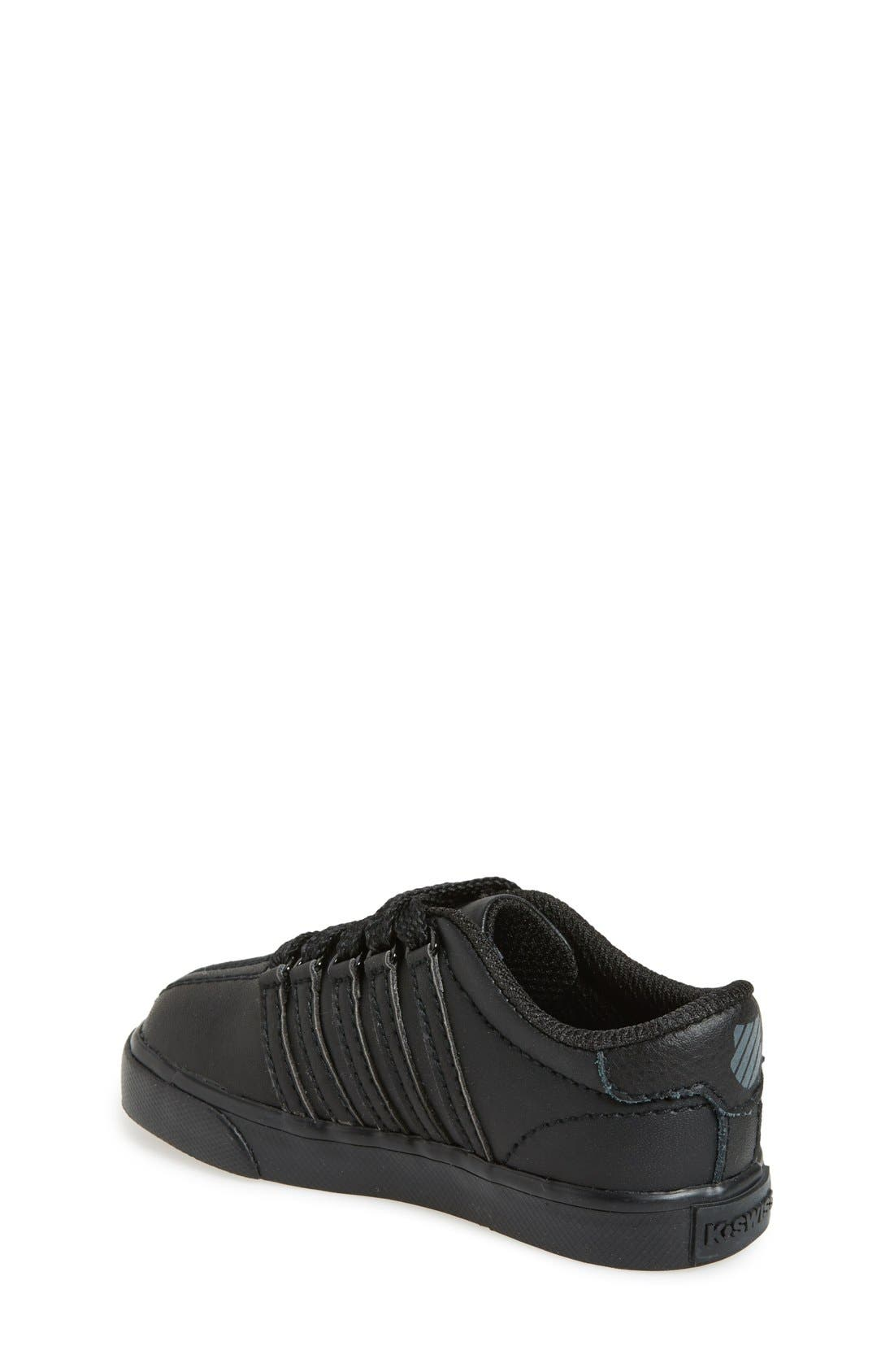 'Classic' Sneaker,                             Alternate thumbnail 3, color,                             001
