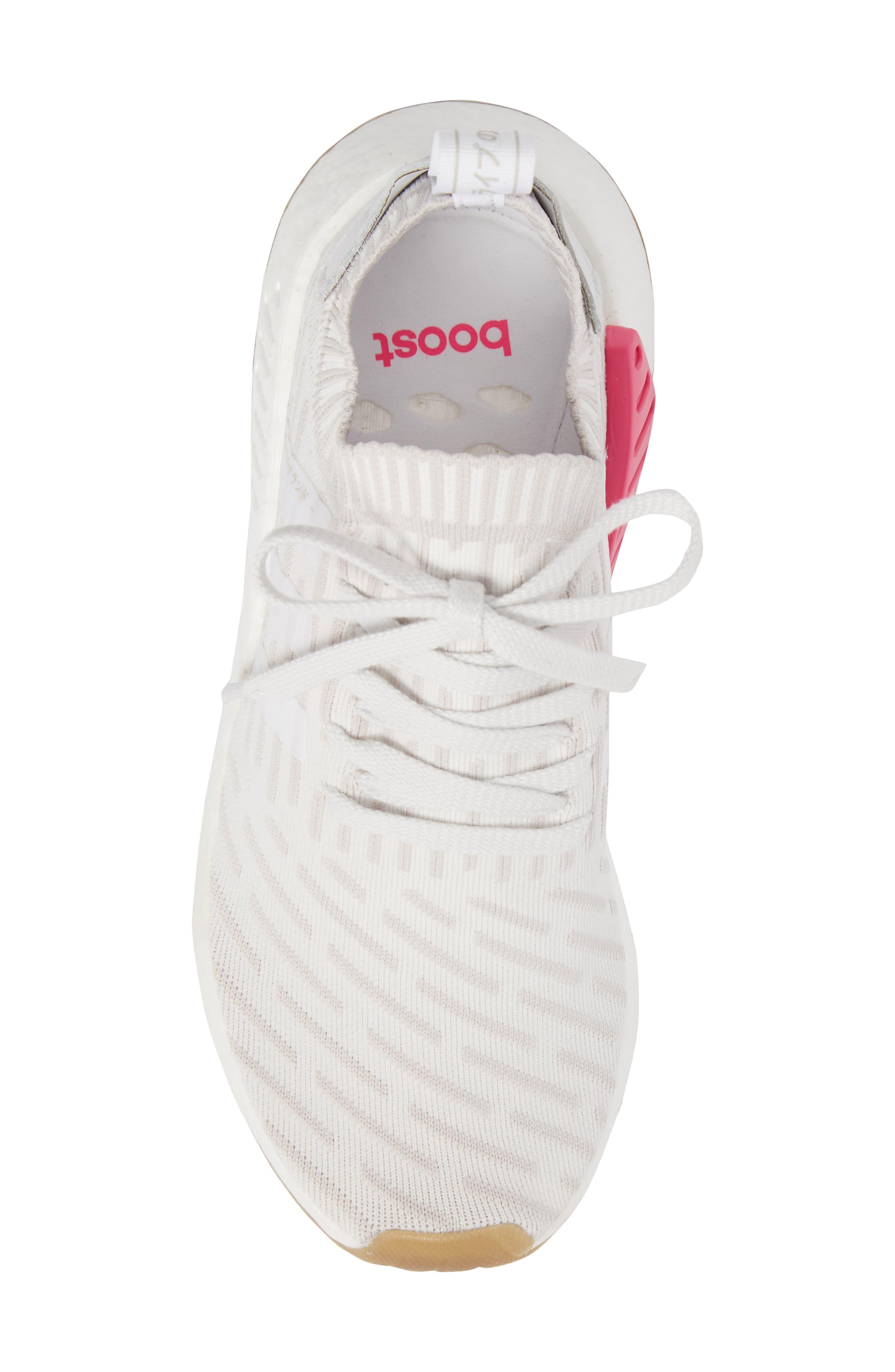 NMD R2 Primeknit Athletic Shoe,                             Alternate thumbnail 21, color,