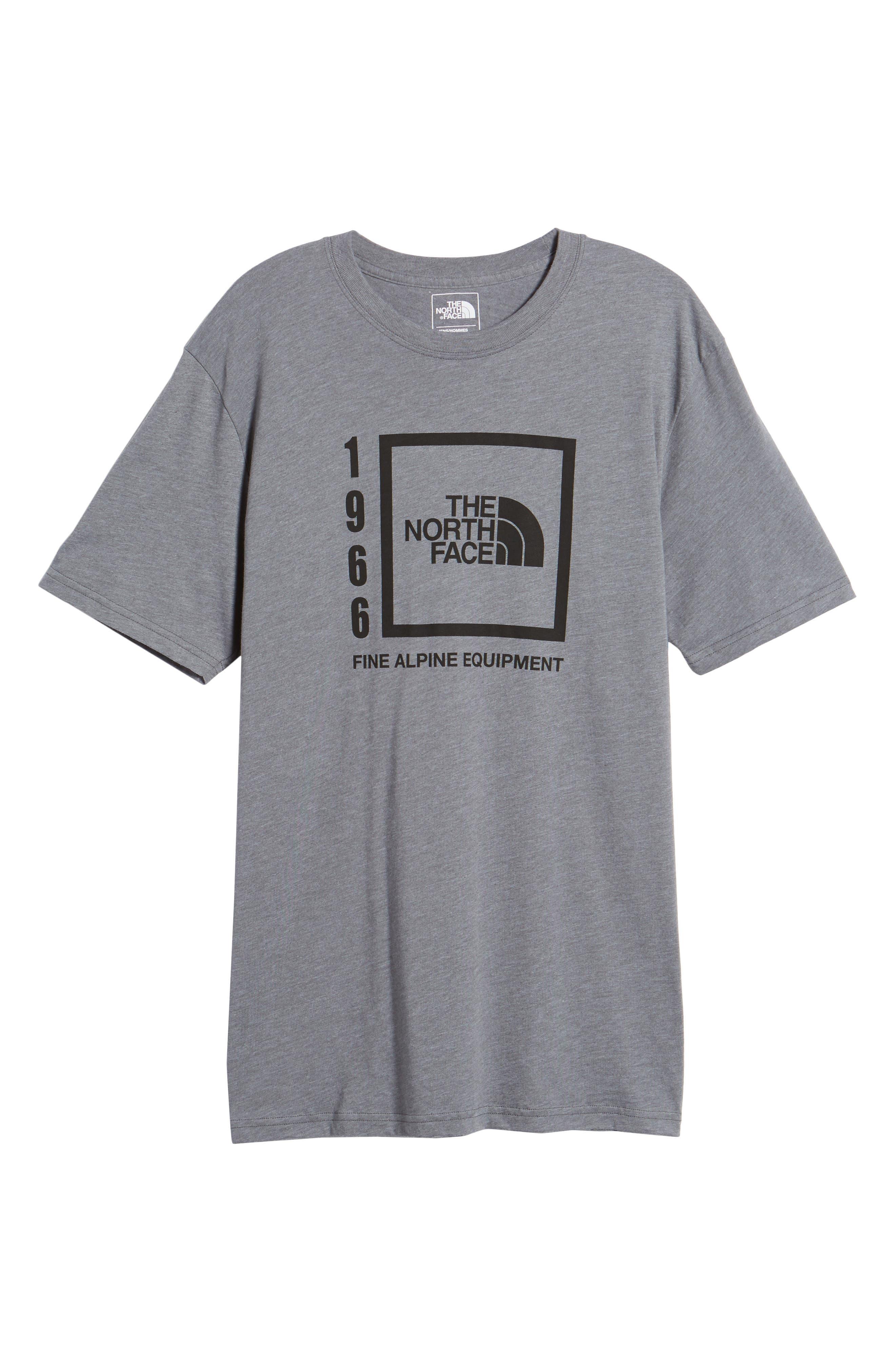 1966 Box Crewneck Cotton T-Shirt,                             Alternate thumbnail 17, color,