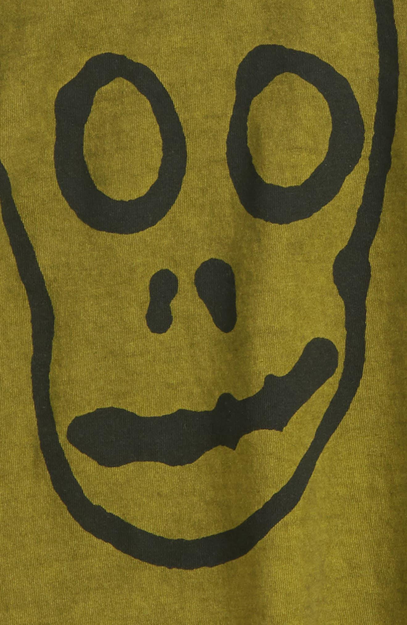 Skull Mask Romper,                             Alternate thumbnail 2, color,                             301
