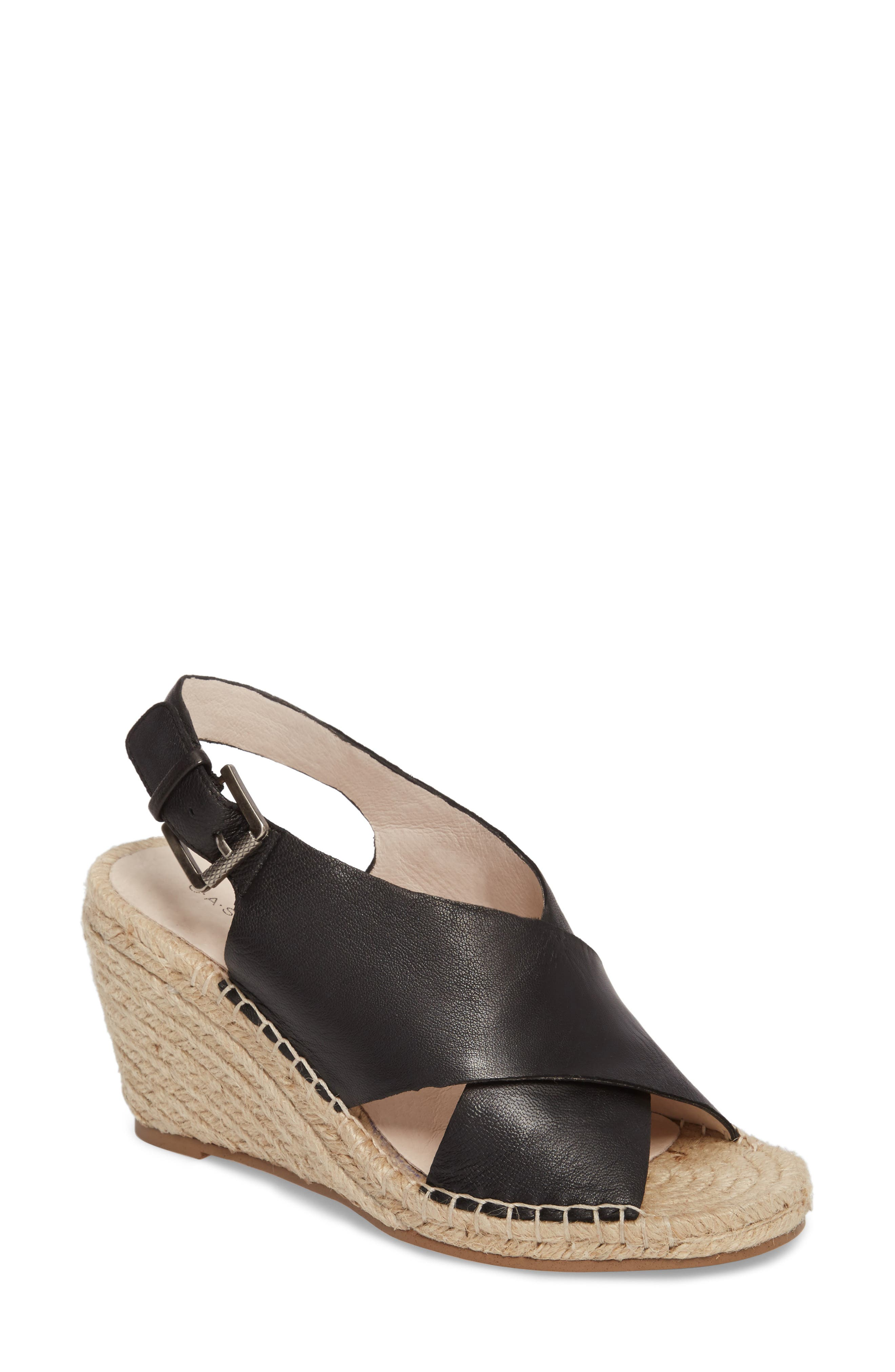Suri Espadrille Wedge,                             Main thumbnail 1, color,